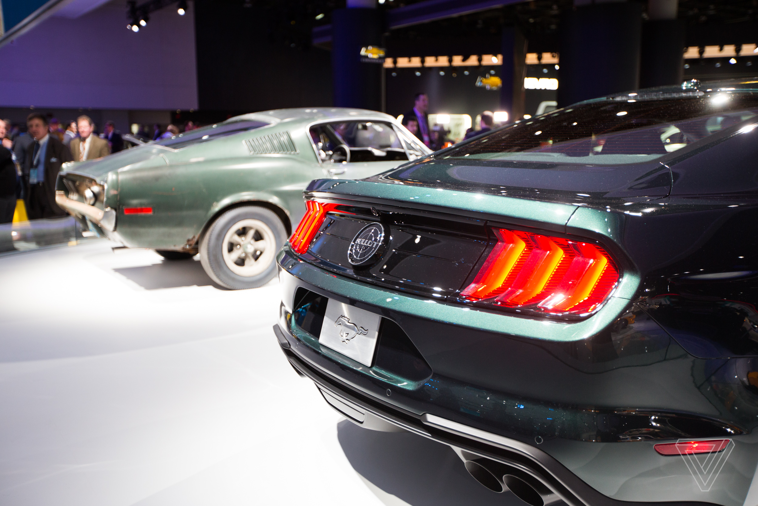 The return of Ford Mustang Bullitt tugs at auto lovers ...