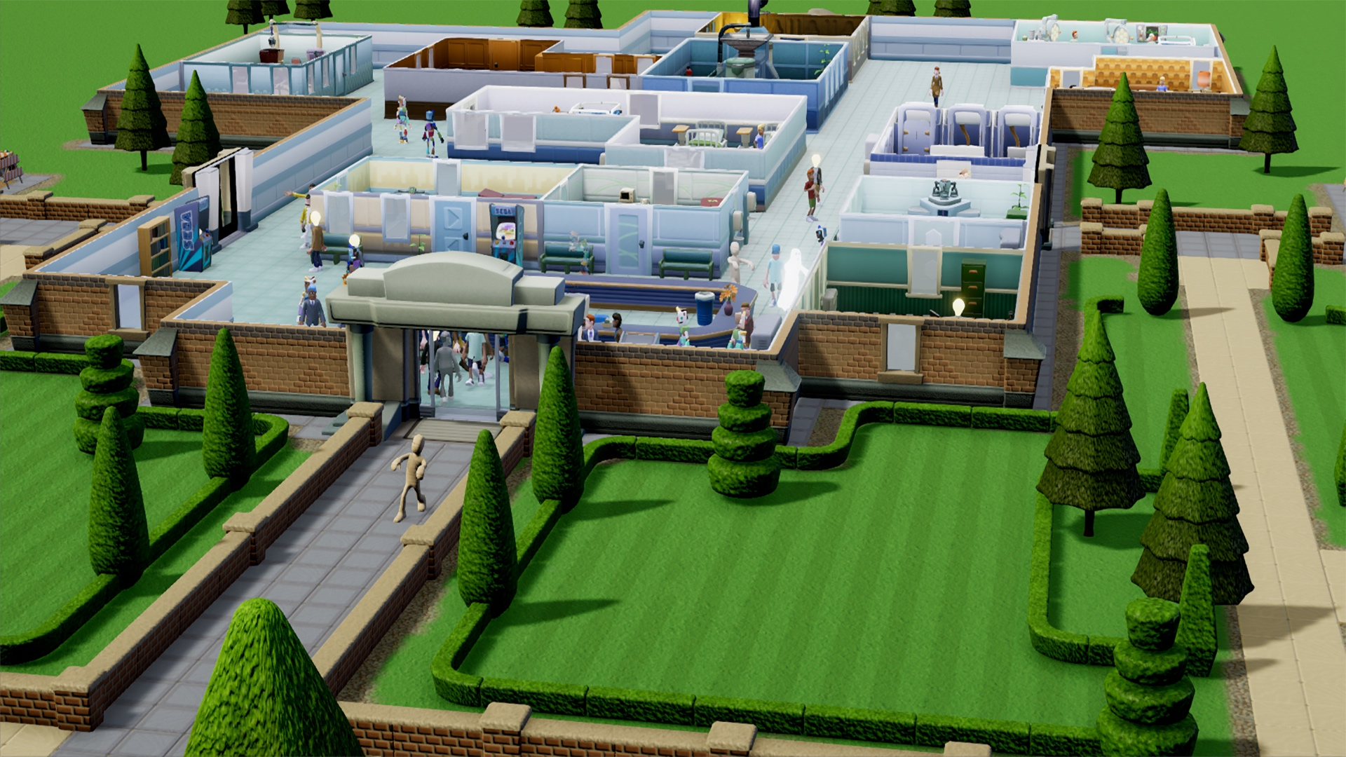 There's a spiritual successor to Theme Hospital in the works