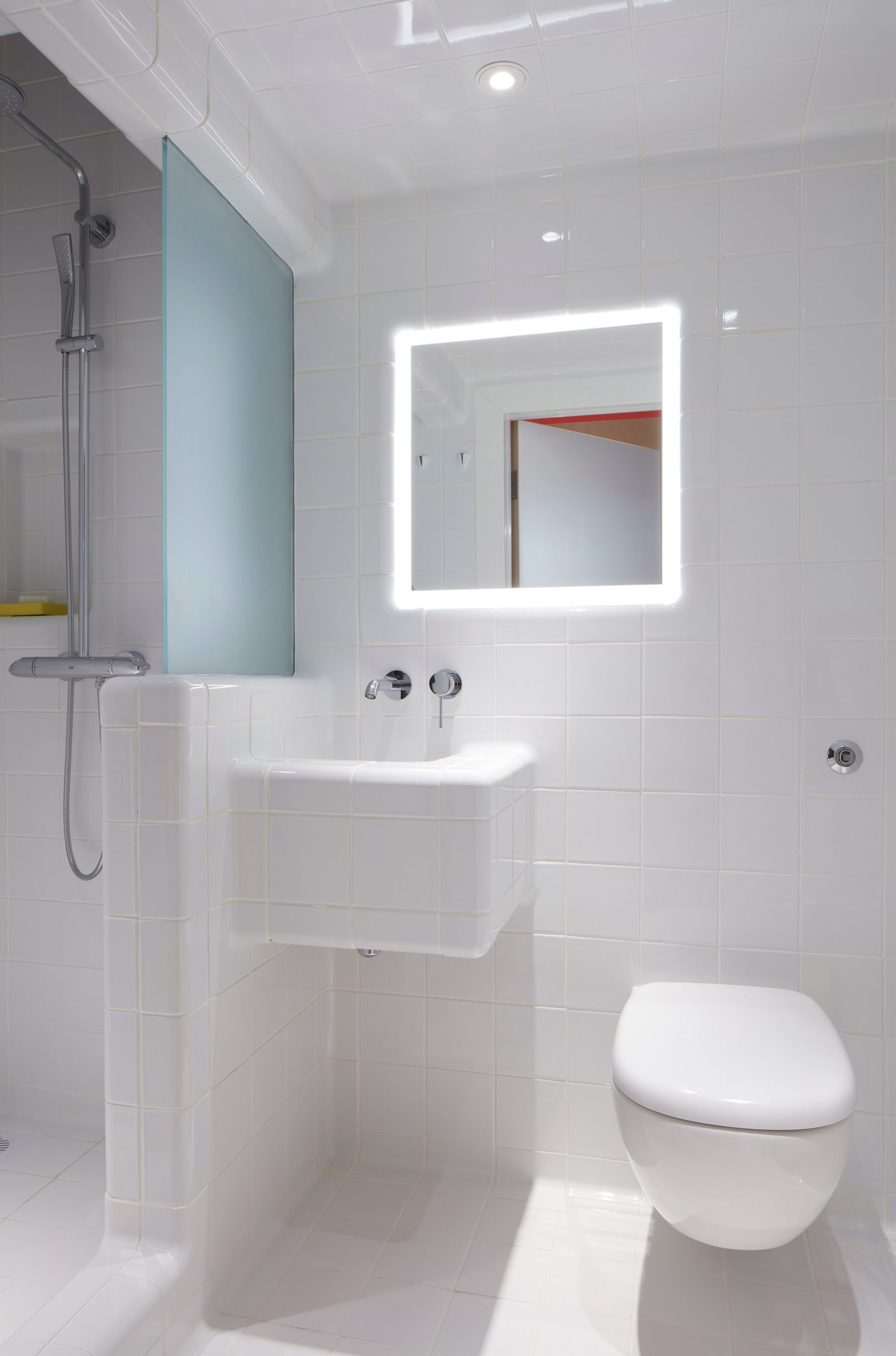 This micro apartment is london s latest idea to combat for Bathroom design and installation london