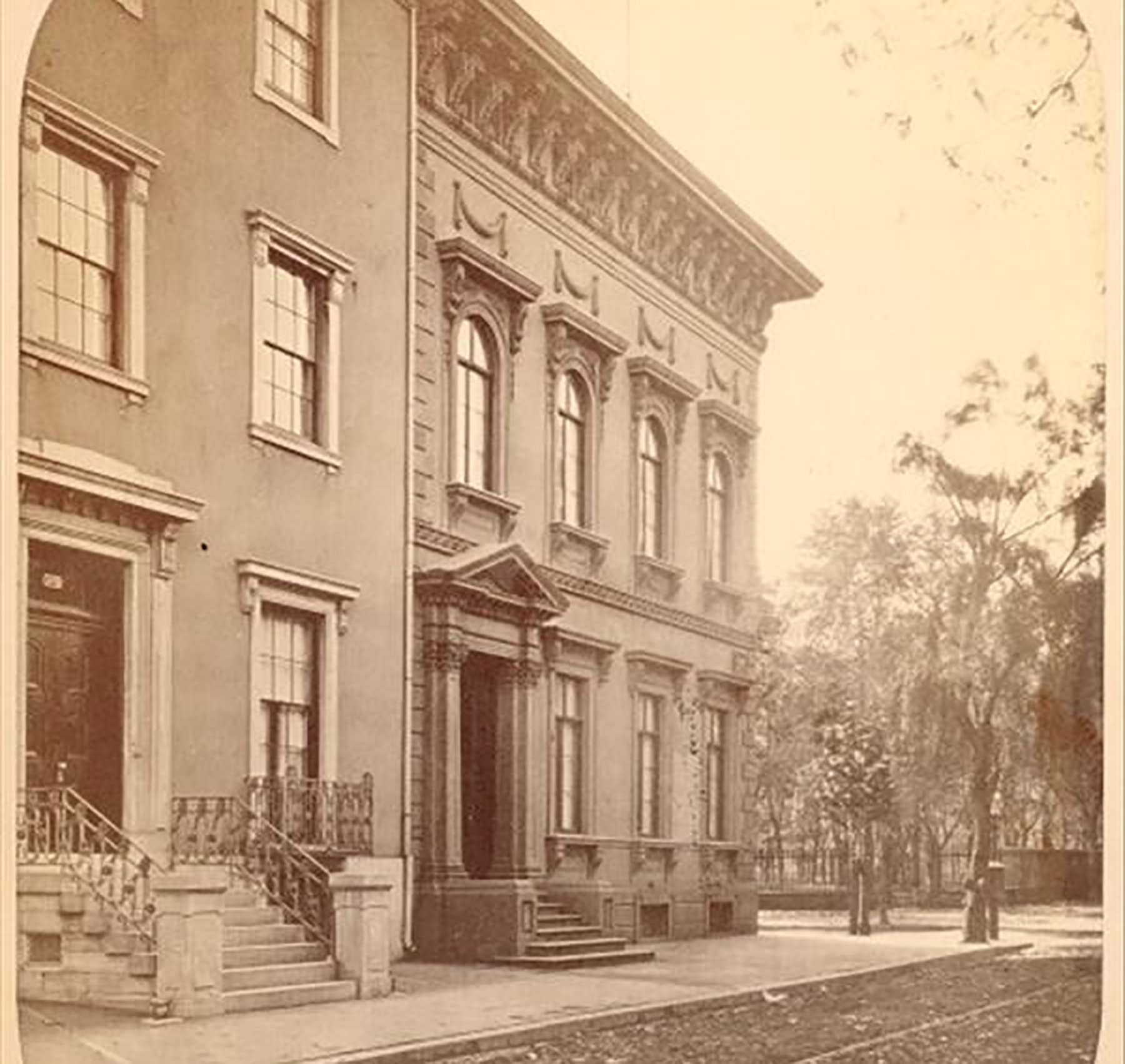 The Lost Mansions Of Rittenhouse Square