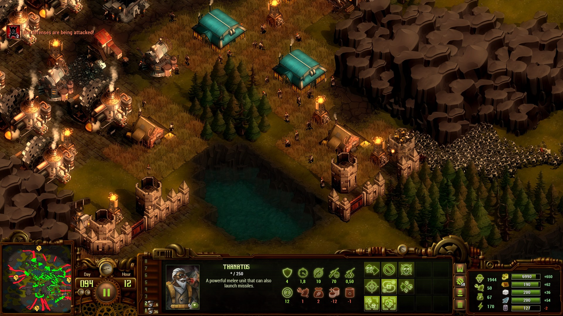They Are Billions has captured attention on Steam, but what's the