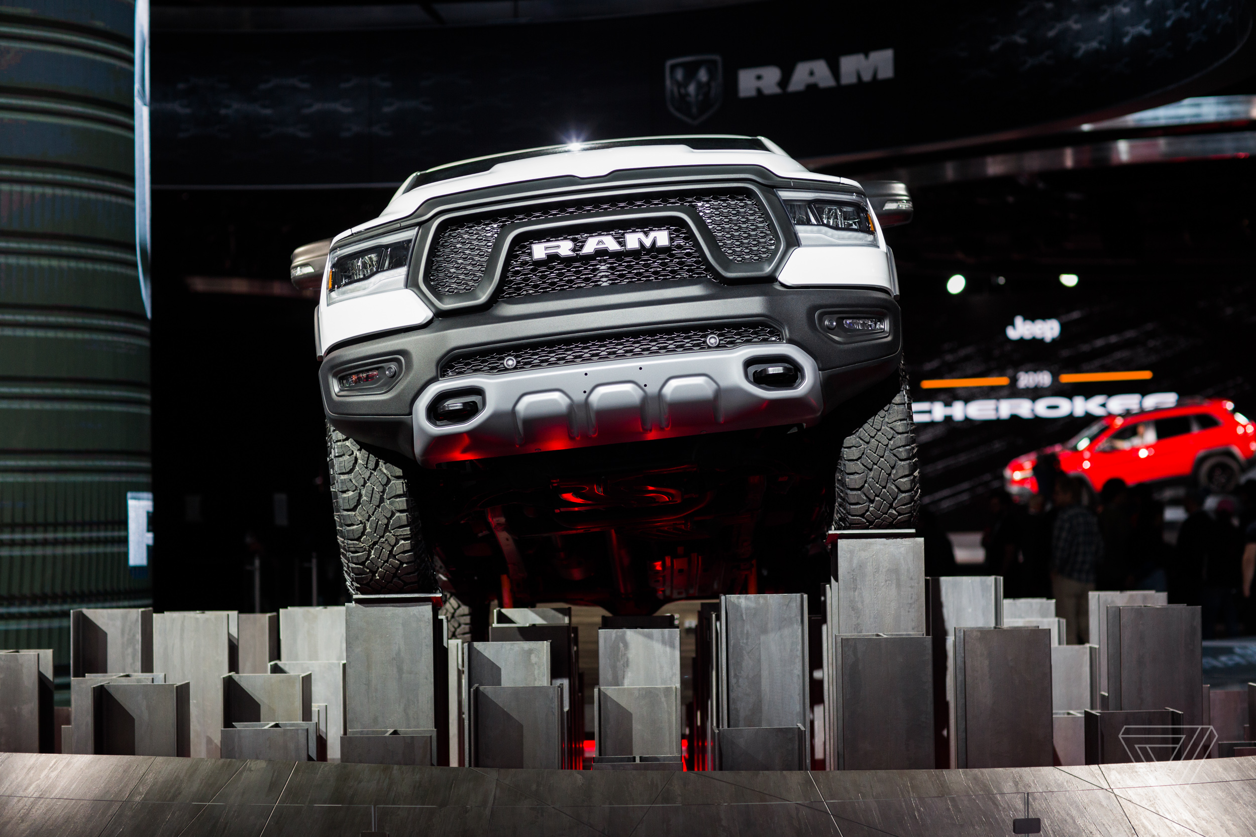 The best, worst, and weirdest cars from the 2018 Detroit Auto Show - The Verge