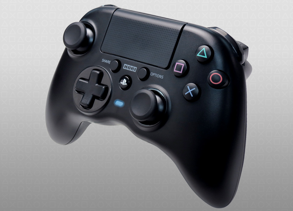 The Hori Onyx is the first wireless third-party PS4