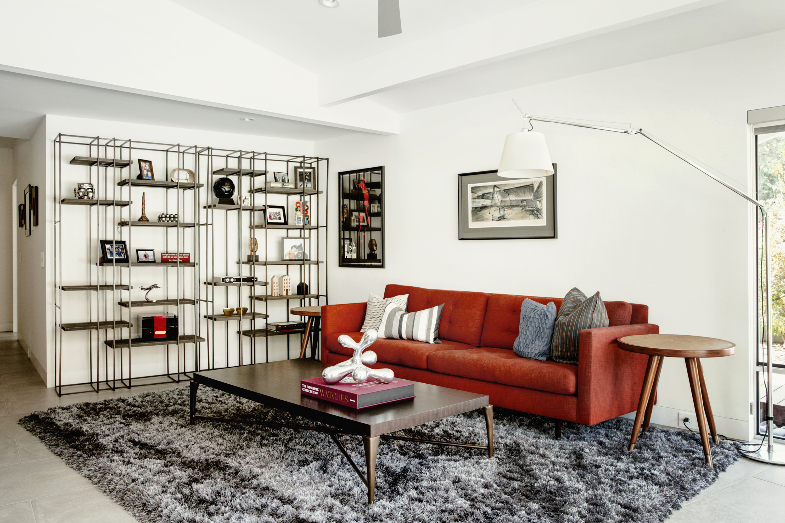 classic midcentury modern home dazzles after careful remodel curbed. Black Bedroom Furniture Sets. Home Design Ideas