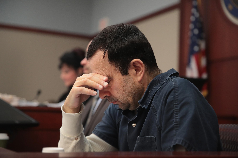 The sex abuse scandal surrounding USA Gymnastics team ... - photo#39