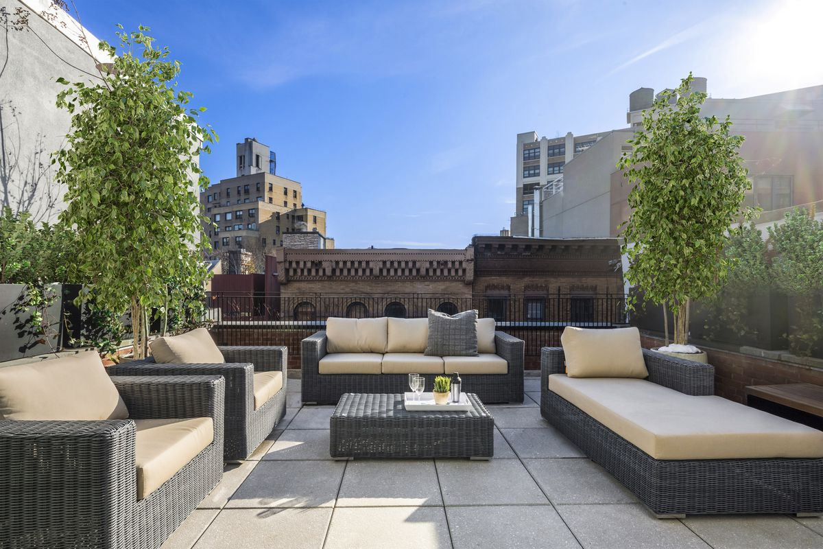 161 year old west village townhouse seeks 23m after for West village townhouse for sale
