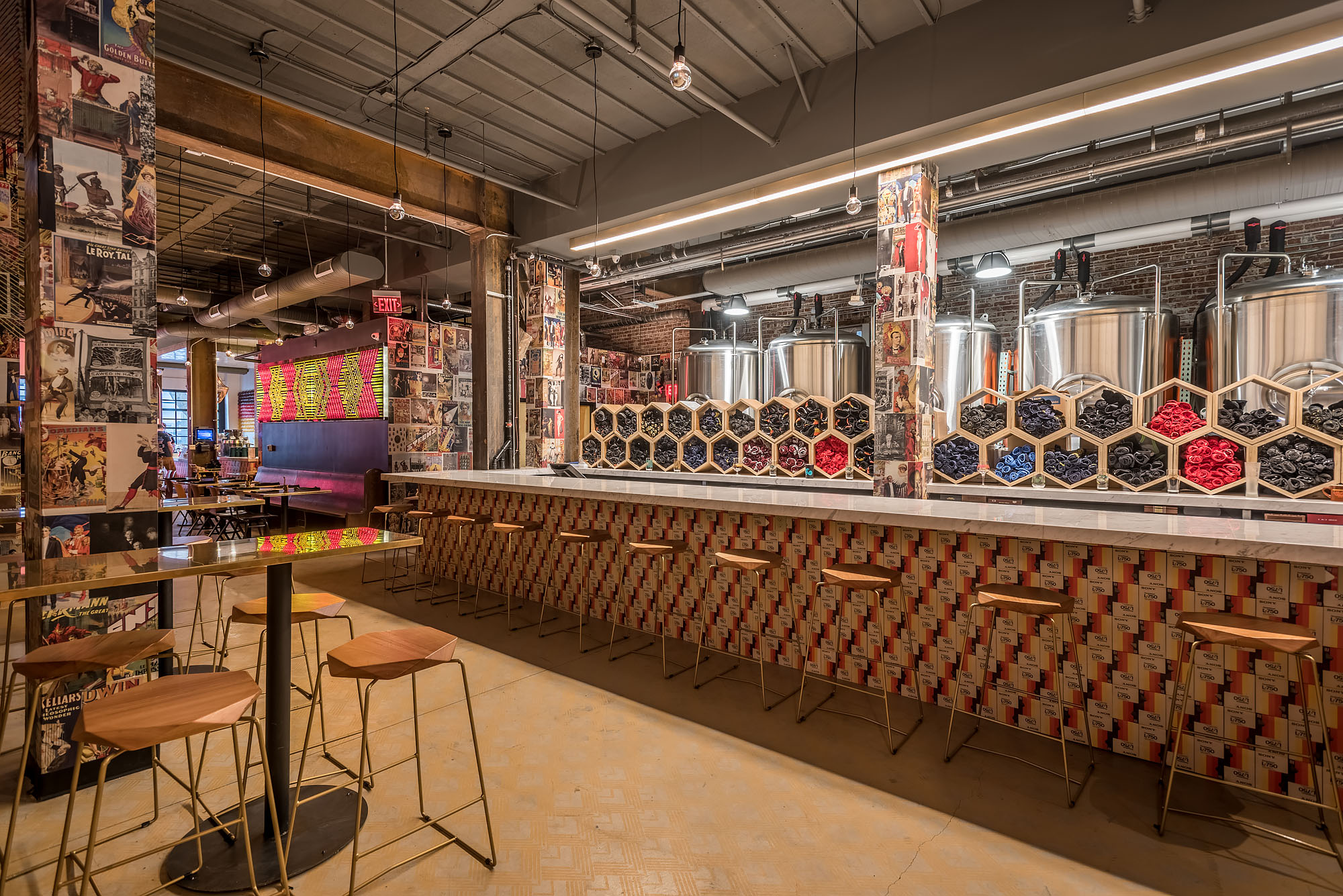 Modern Times Plants A New Flagship Brewery In Downtown La