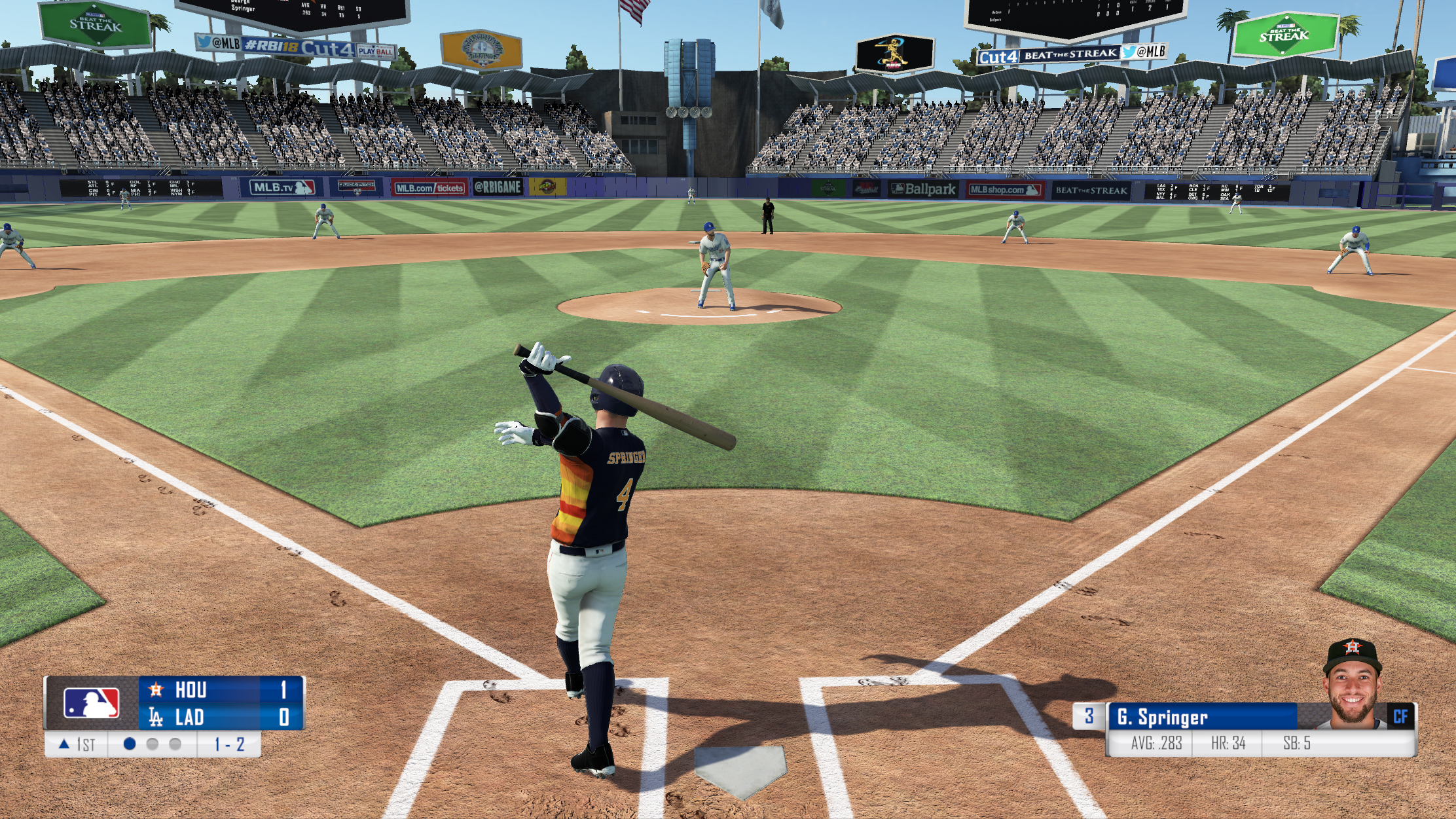 Exclusive Why Mlb Decided To Develop Rbi Baseball 18 Itself