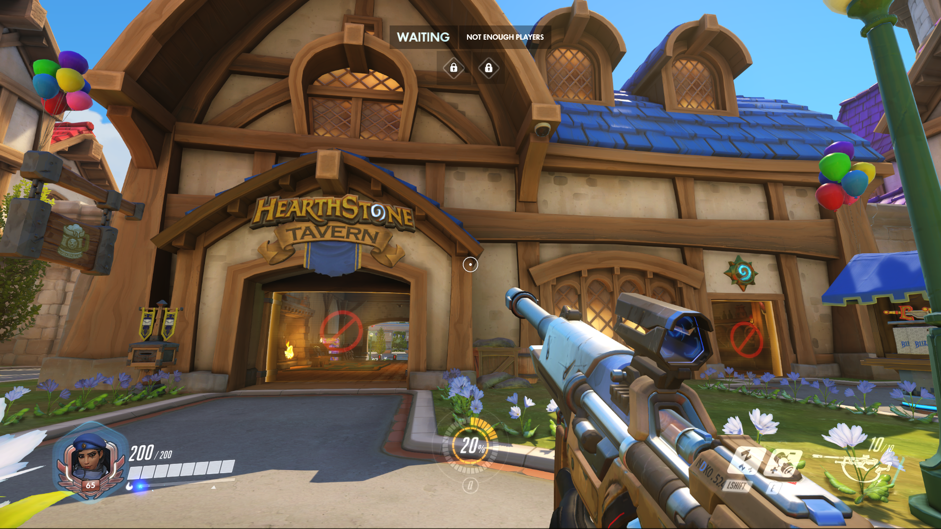 Tracking The References In Blizzard World Overwatch S New Map