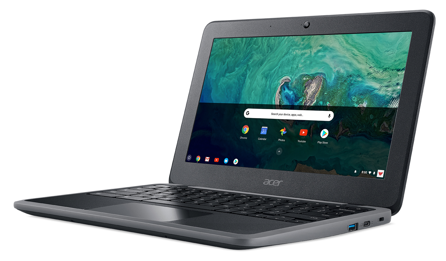 Acer launches $349 Spin 11 hybrid Chromebook with Google Play support