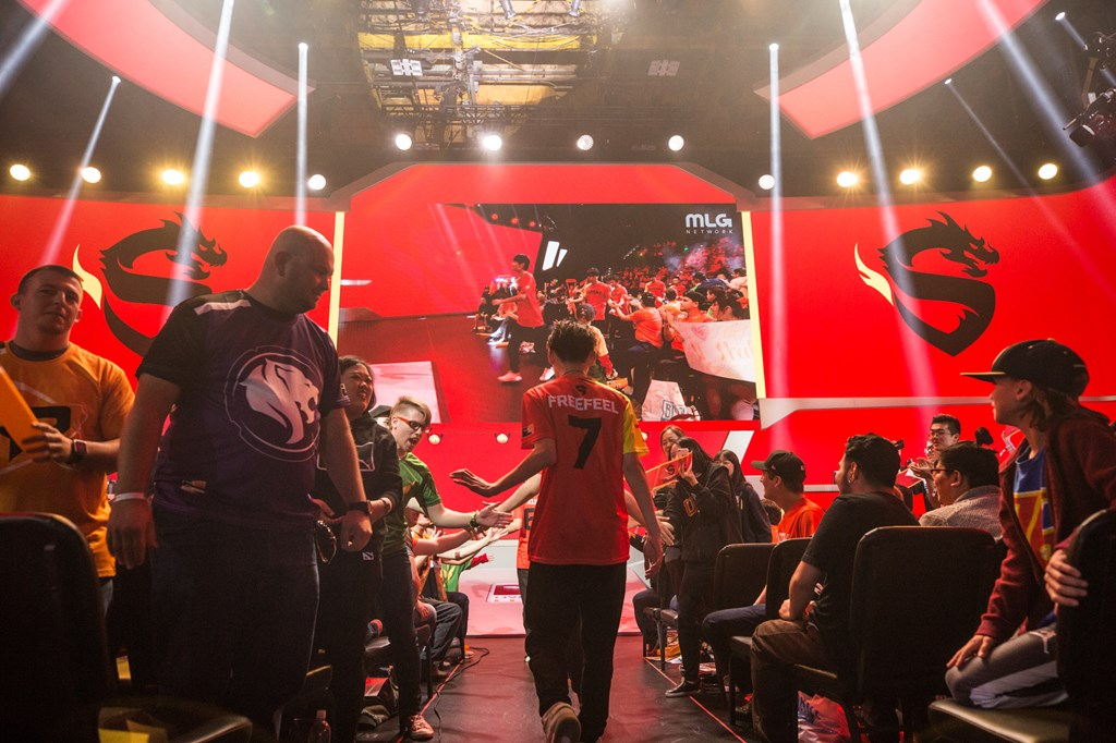 Shanghai Dragons Add Four New Players