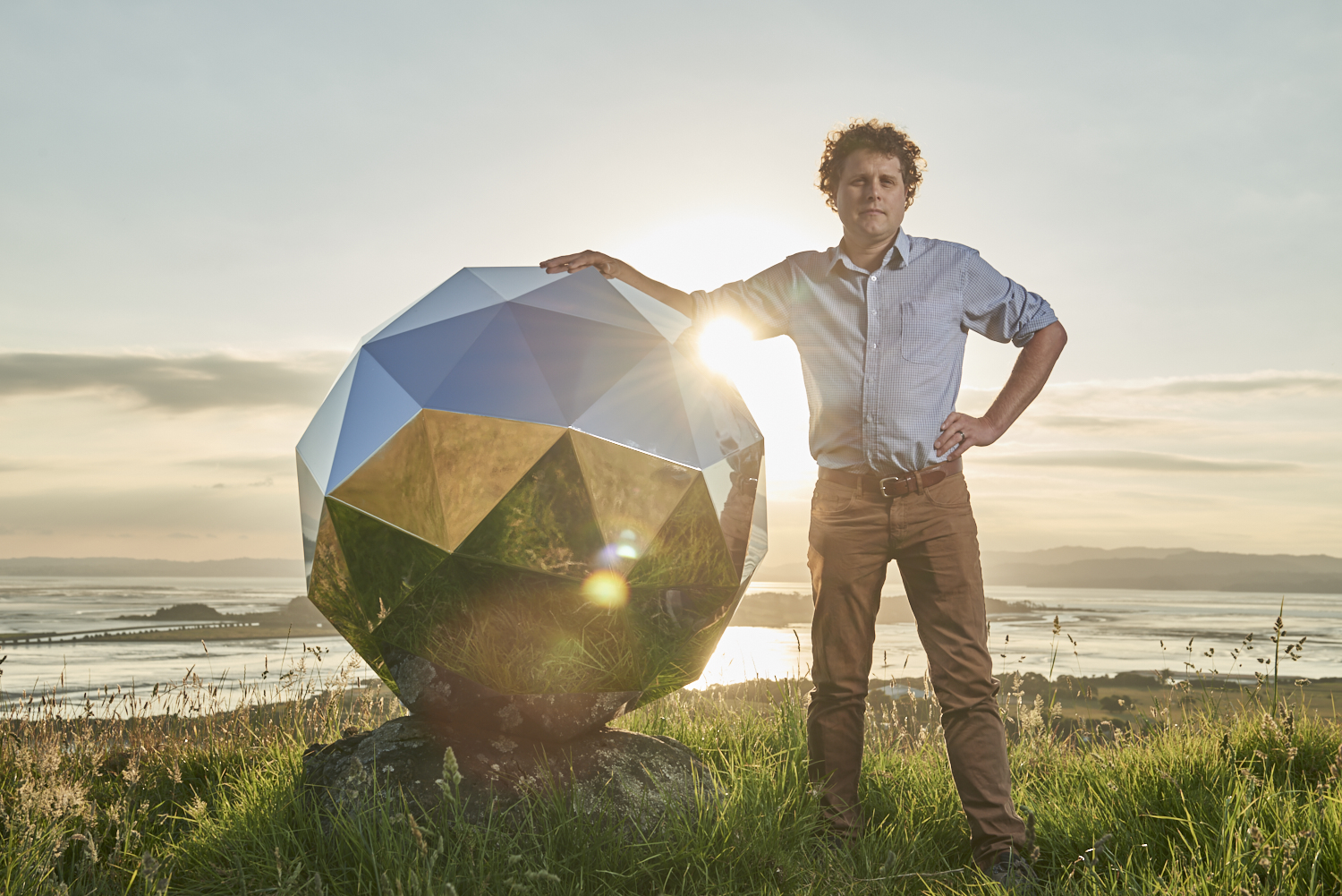 How to track Rocket Lab's space disco ball, the Humanity Star