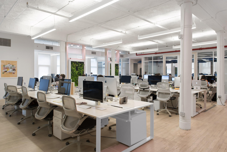 Inside a tech company's grown-up NYC headquarters