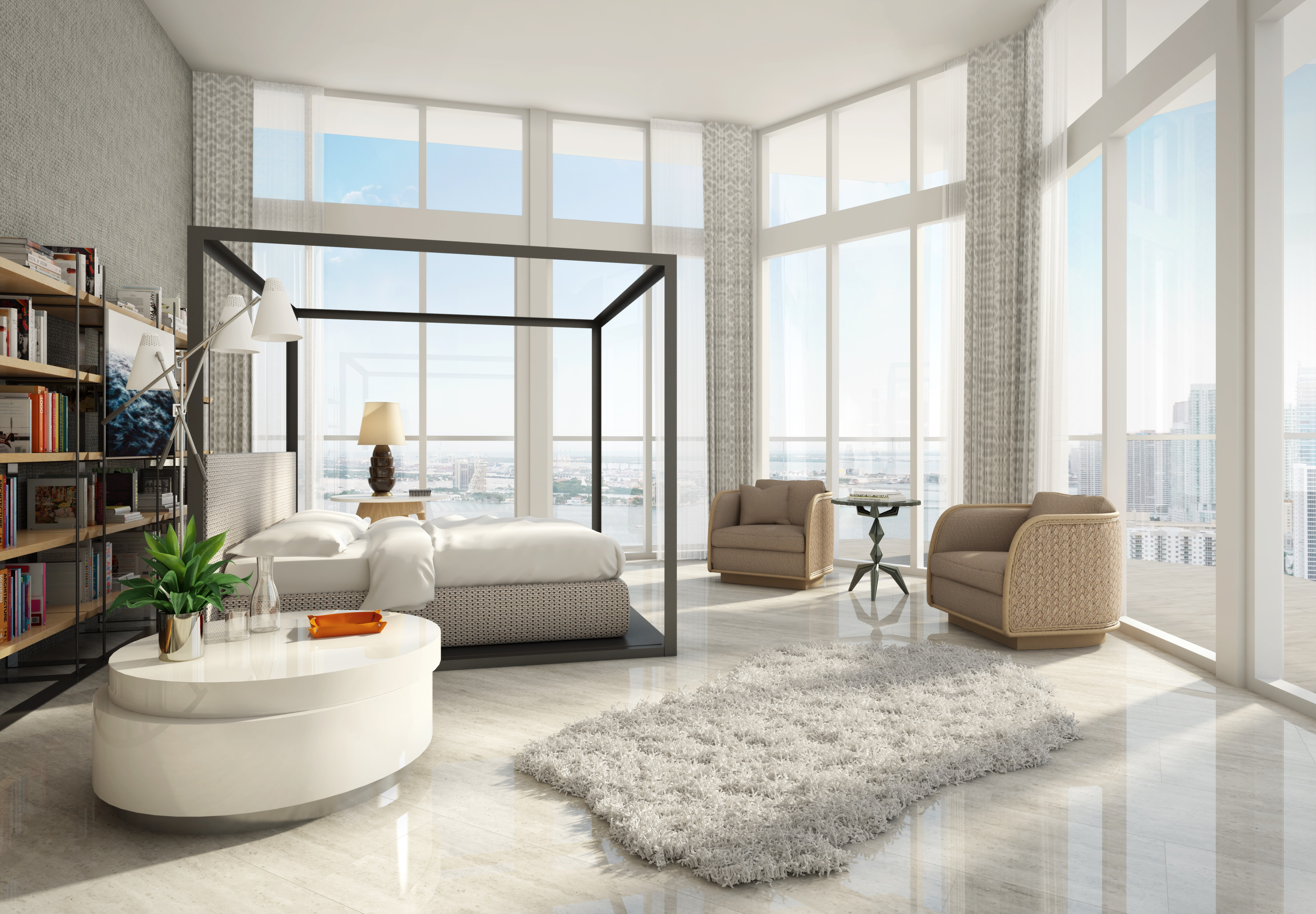 Unreal Living Room Asset
