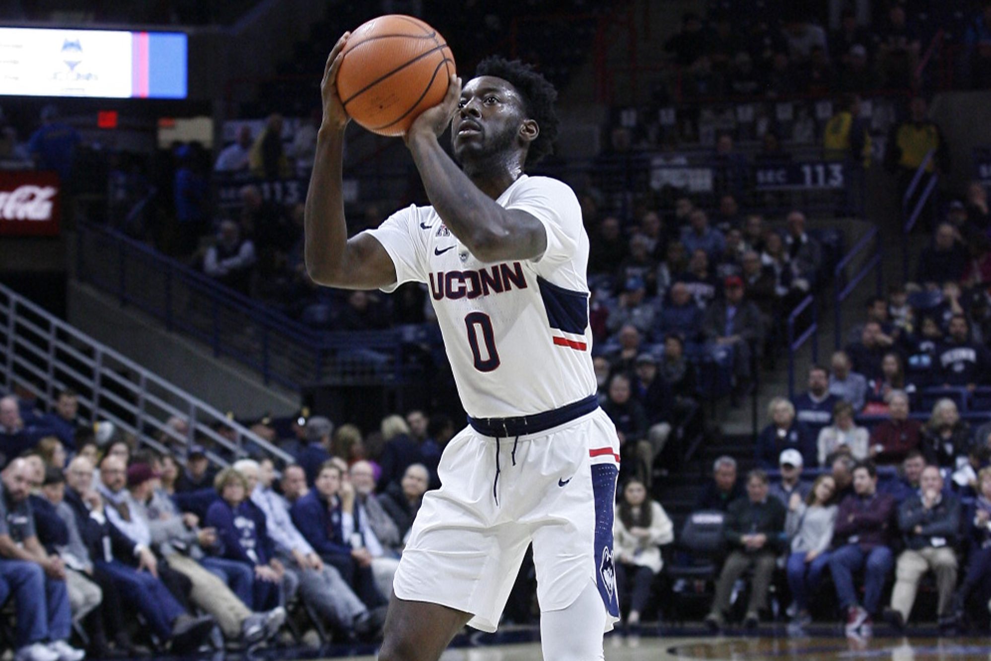 Uconn Men S Basketball Takes Down Smu 63 52 The Uconn Blog