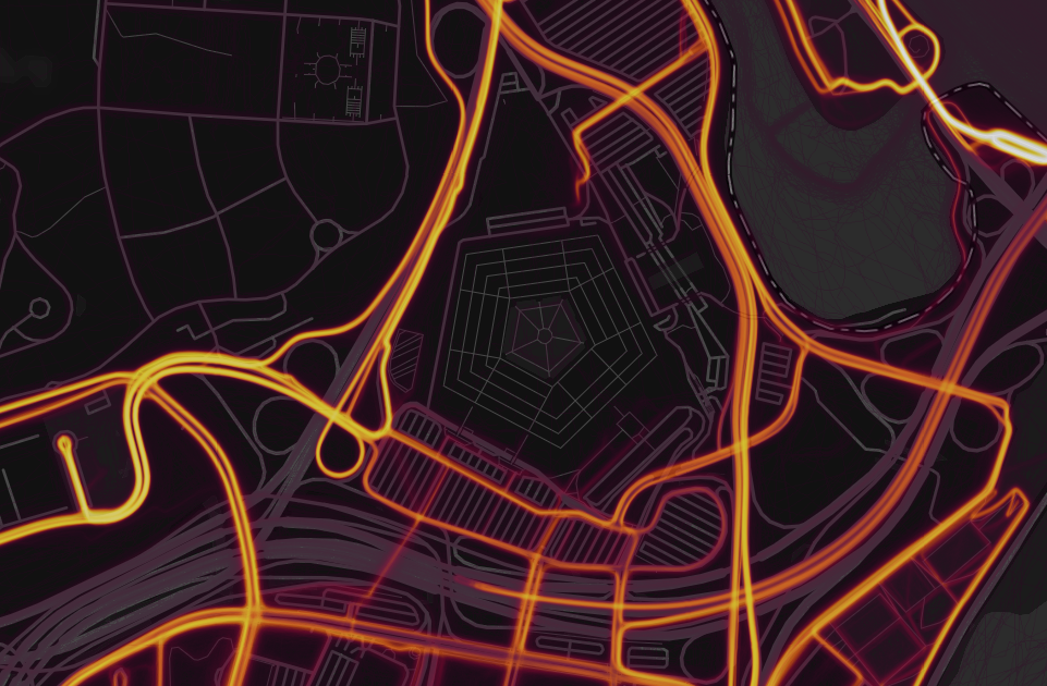 Fitness app Strava exposes the location of military bases