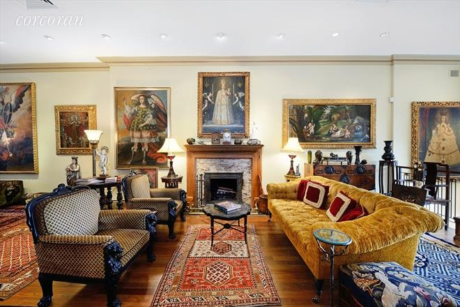 Grand upper west side townhouse with museum vibes wants for Upper west side townhouse for sale