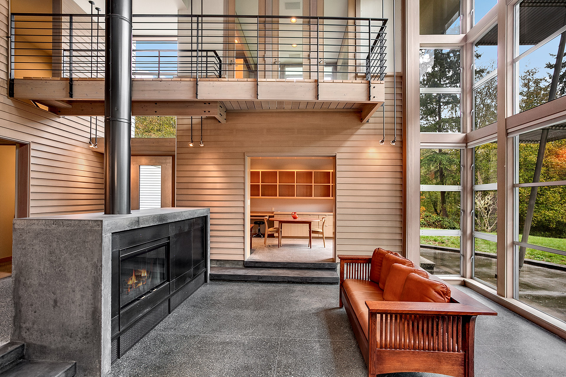 Surprising Small Spaces George Contemporary - Simple Design Home ...