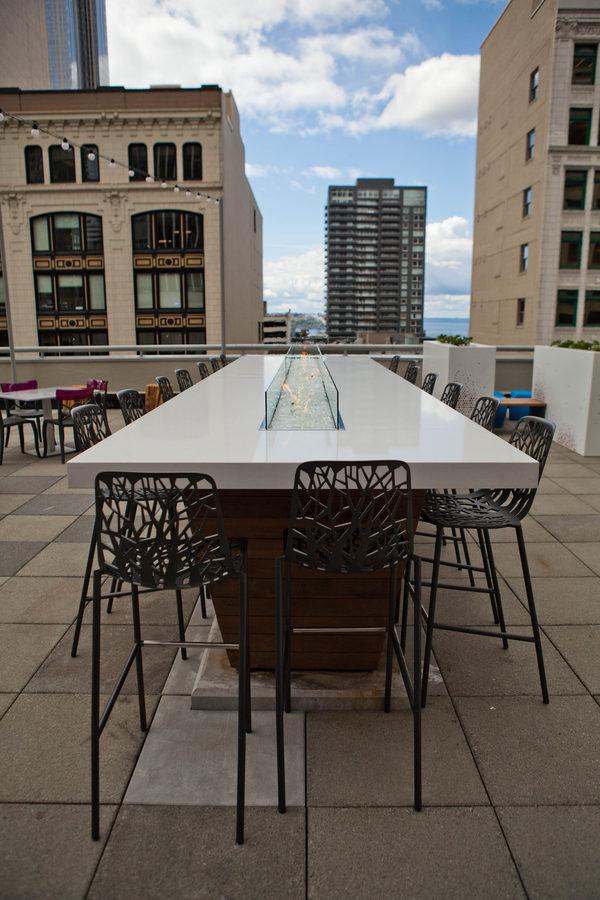 19 Floor Restaurant Philadelphia Xix Nineteen Drink Philly