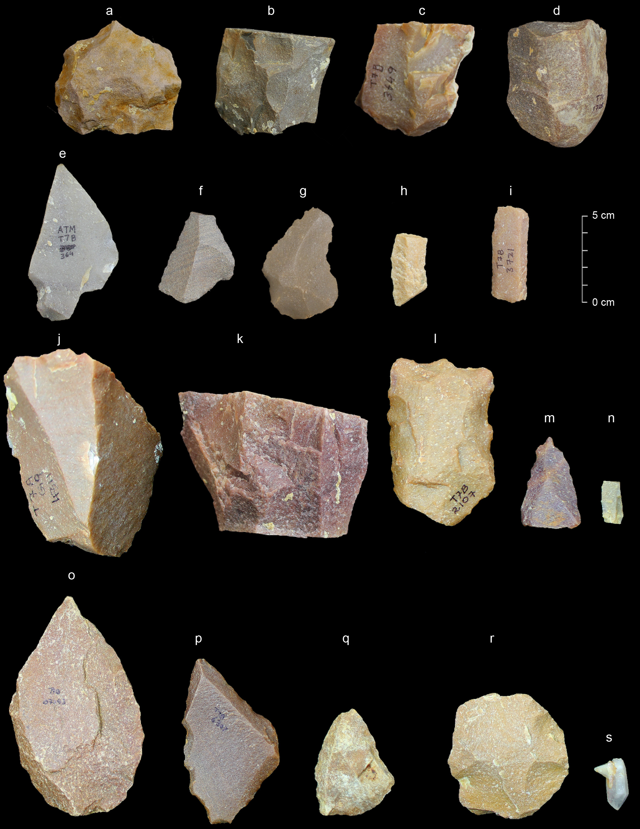 Stone Tools Raise Question Of When Exactly Humans Left Africa
