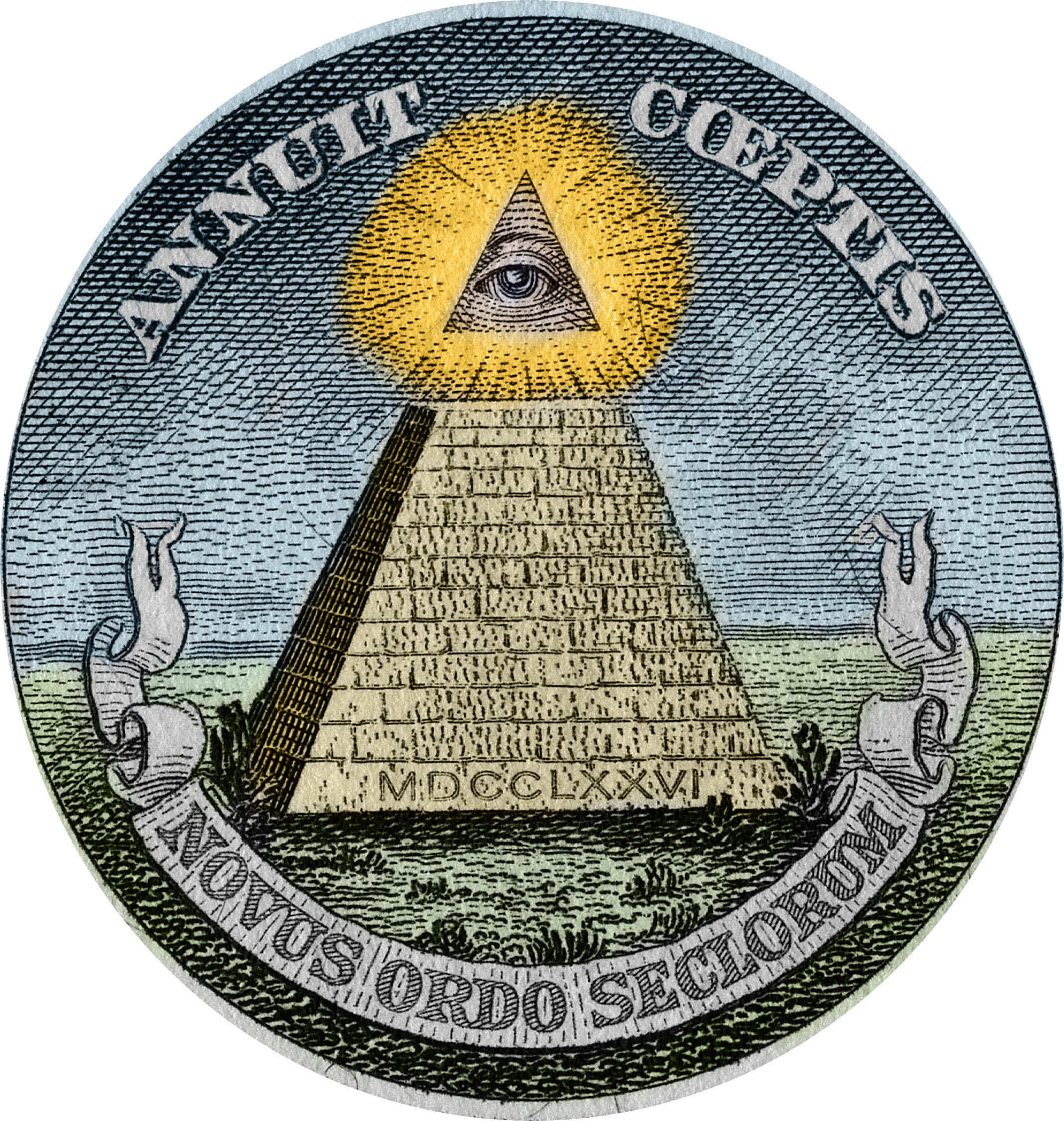 Giancarlo stanton was traded to the yankees people forget this engraving of pyramid and all seeing eye from the great seal of the united states biocorpaavc