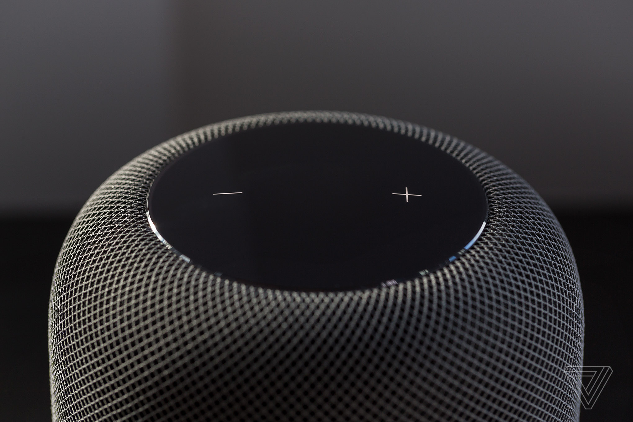 homepod volume buttons