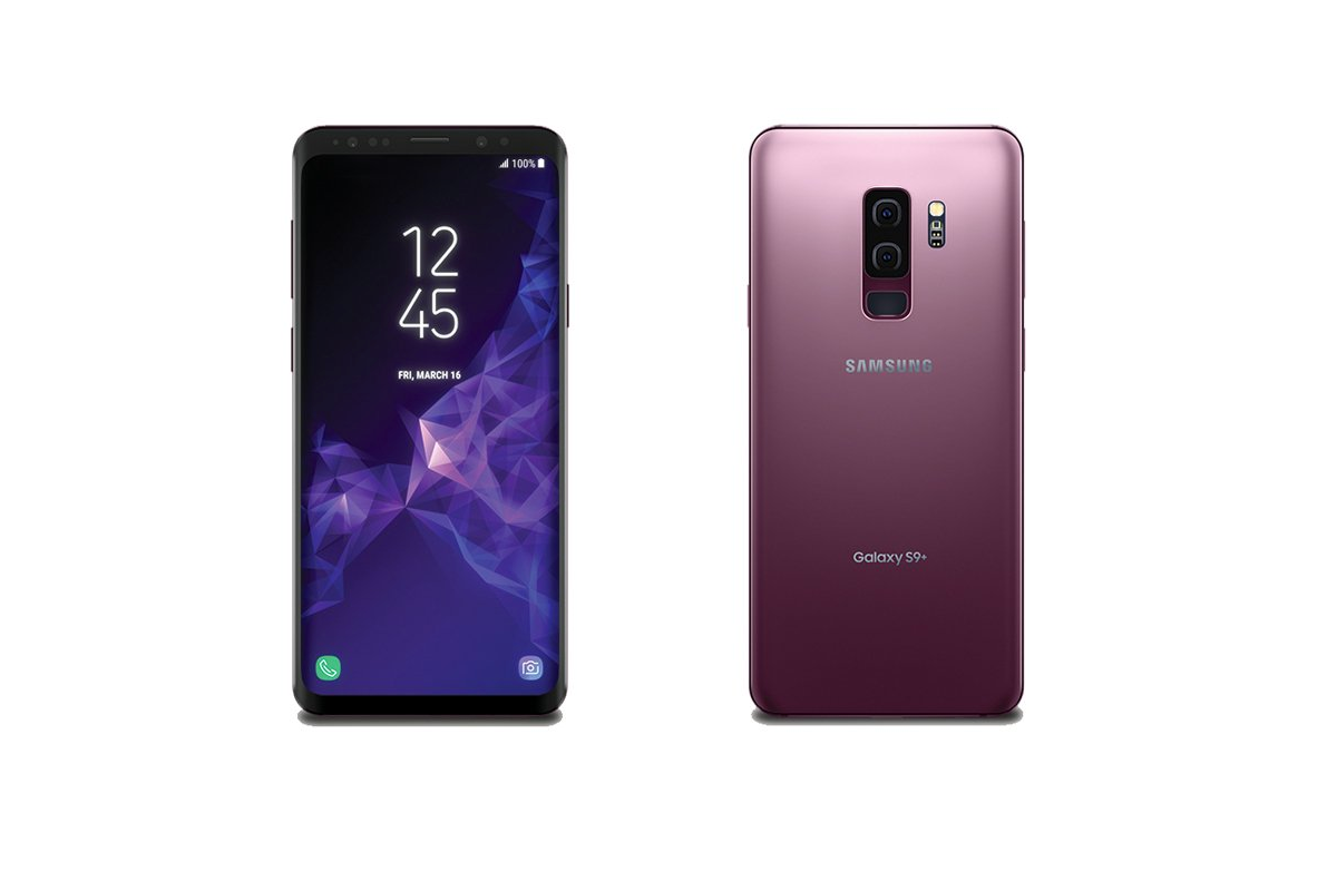more galaxy s9 images leak showing off redesigned. Black Bedroom Furniture Sets. Home Design Ideas