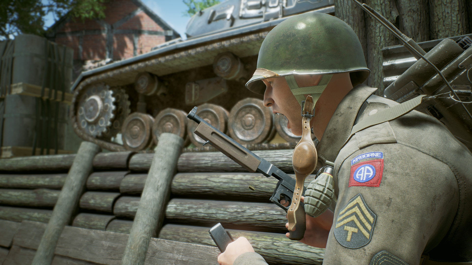 Battalion 1944 Is A Classic Wwii Shooter Upgraded For