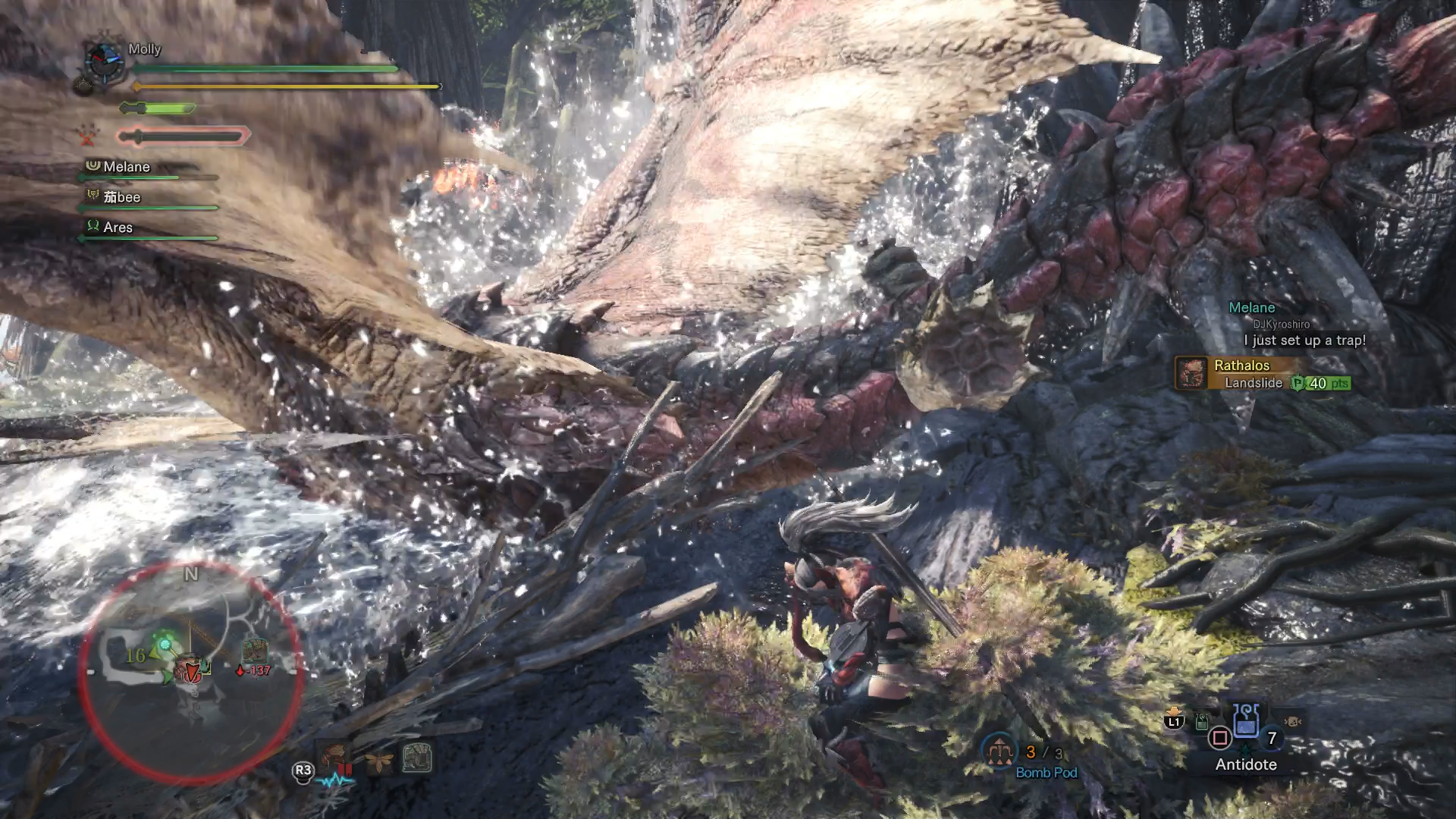 monster hunter world guide  how to beat the rathalos