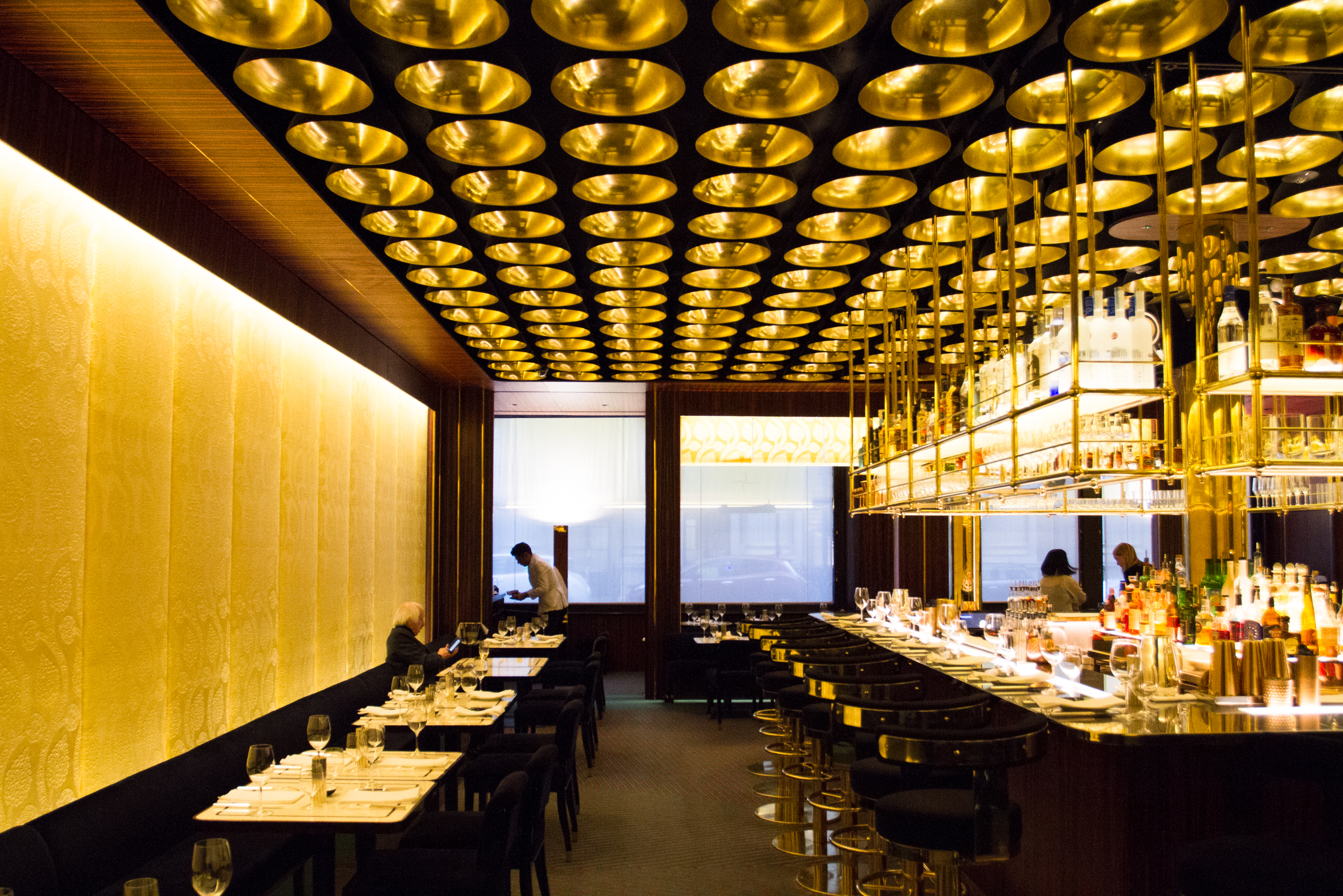 How a restaurateur personally designed london s most