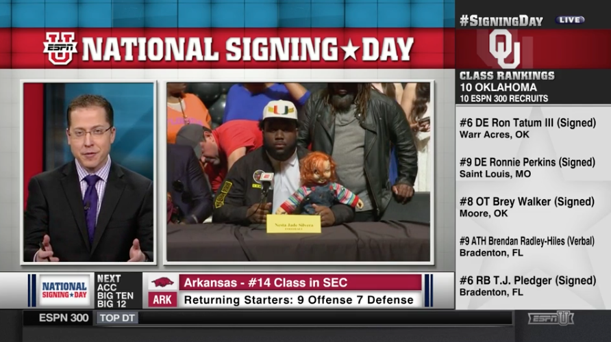 4-star WR Jacob Copeland picks Florida - and apparently angers his mom