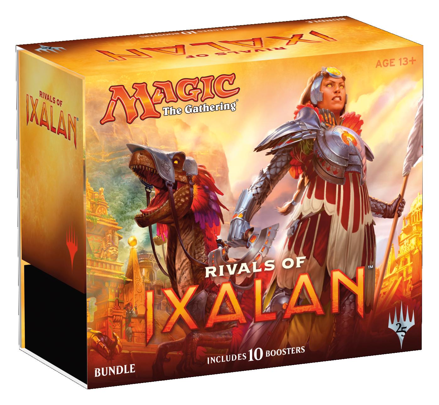 Magic: The Gathering - Rivals of Ixalan bundle