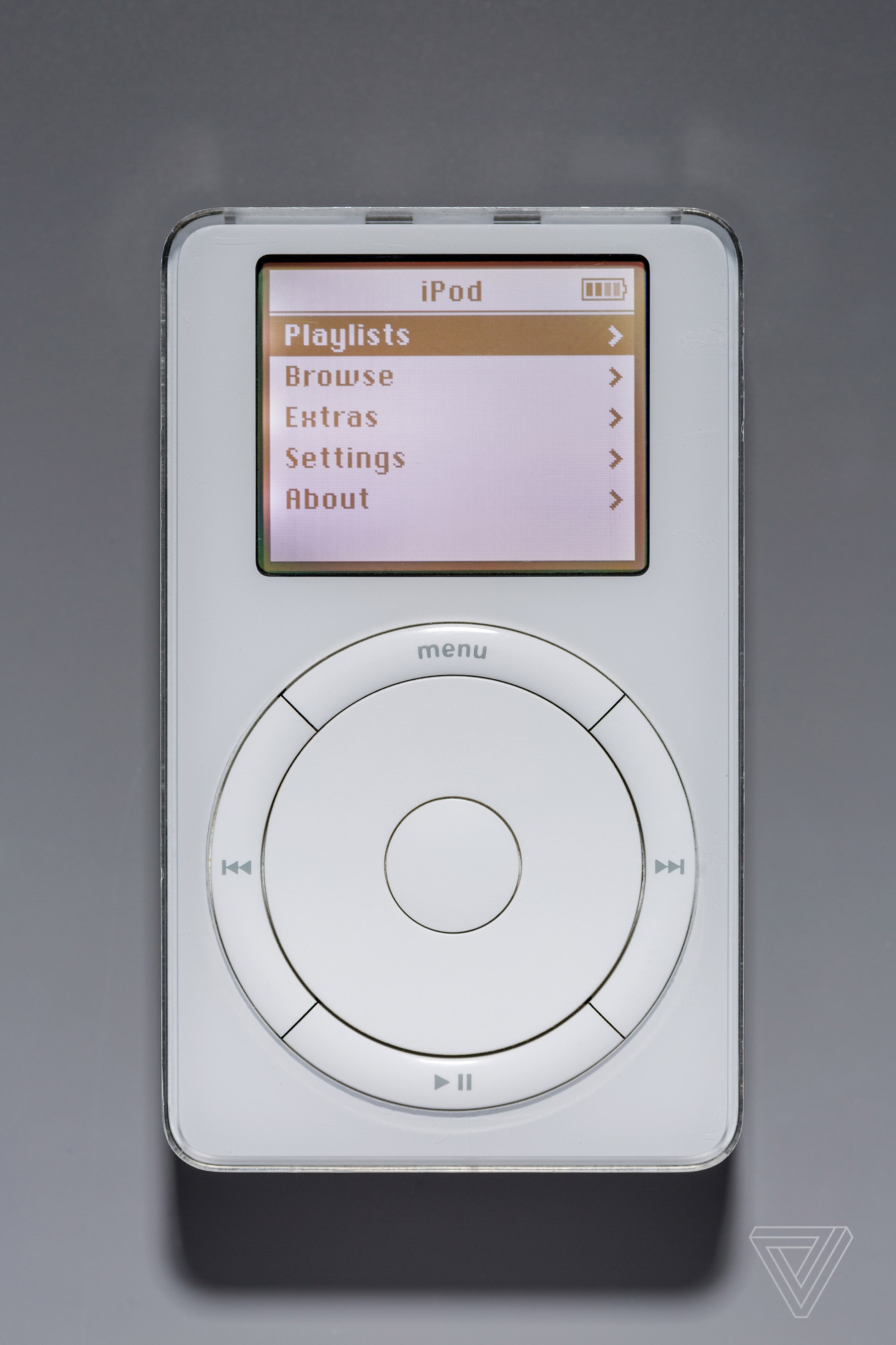 My original iPod is a time capsule from 2002 - The Verge