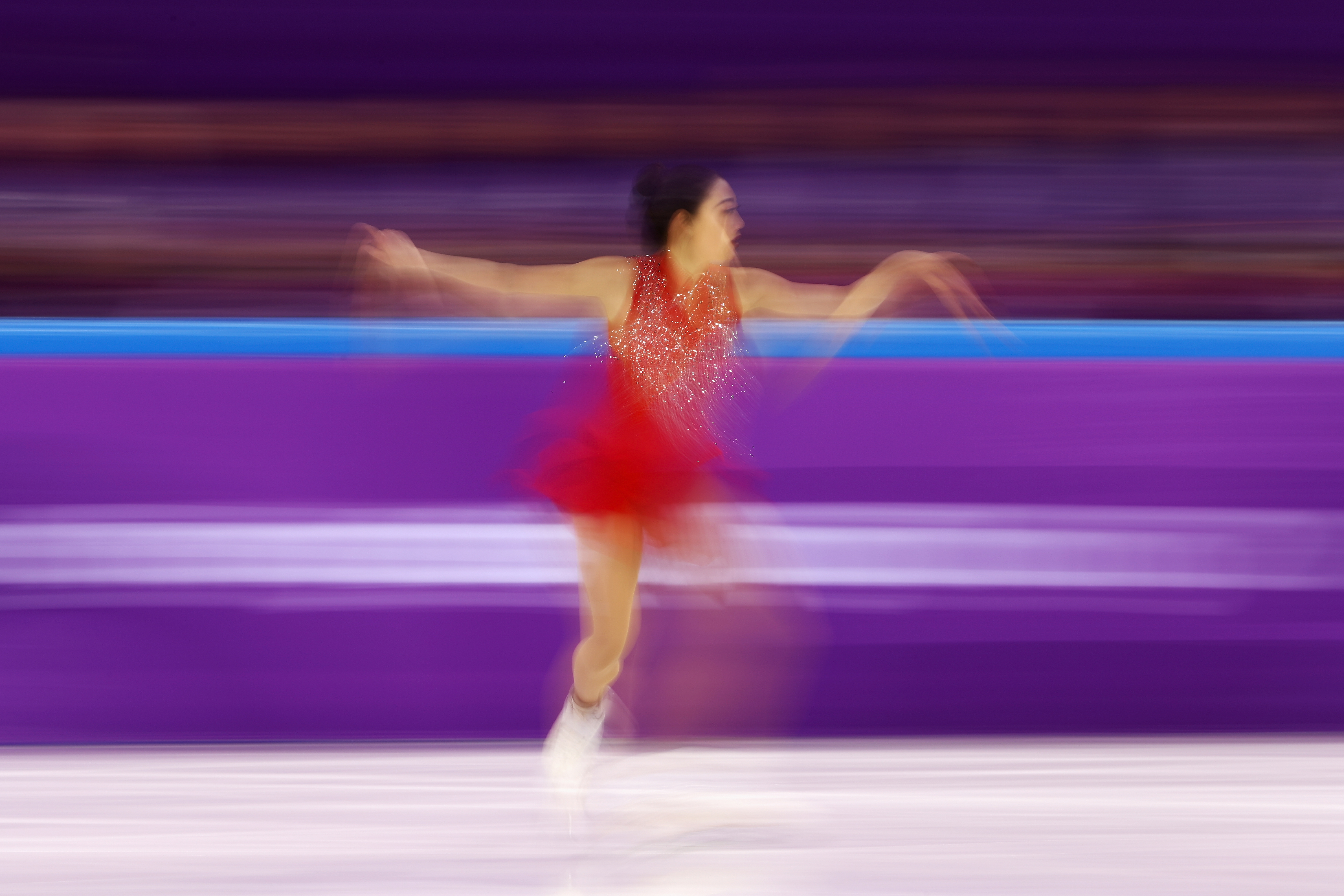 Figure Skating - Winter Olympics Day 3