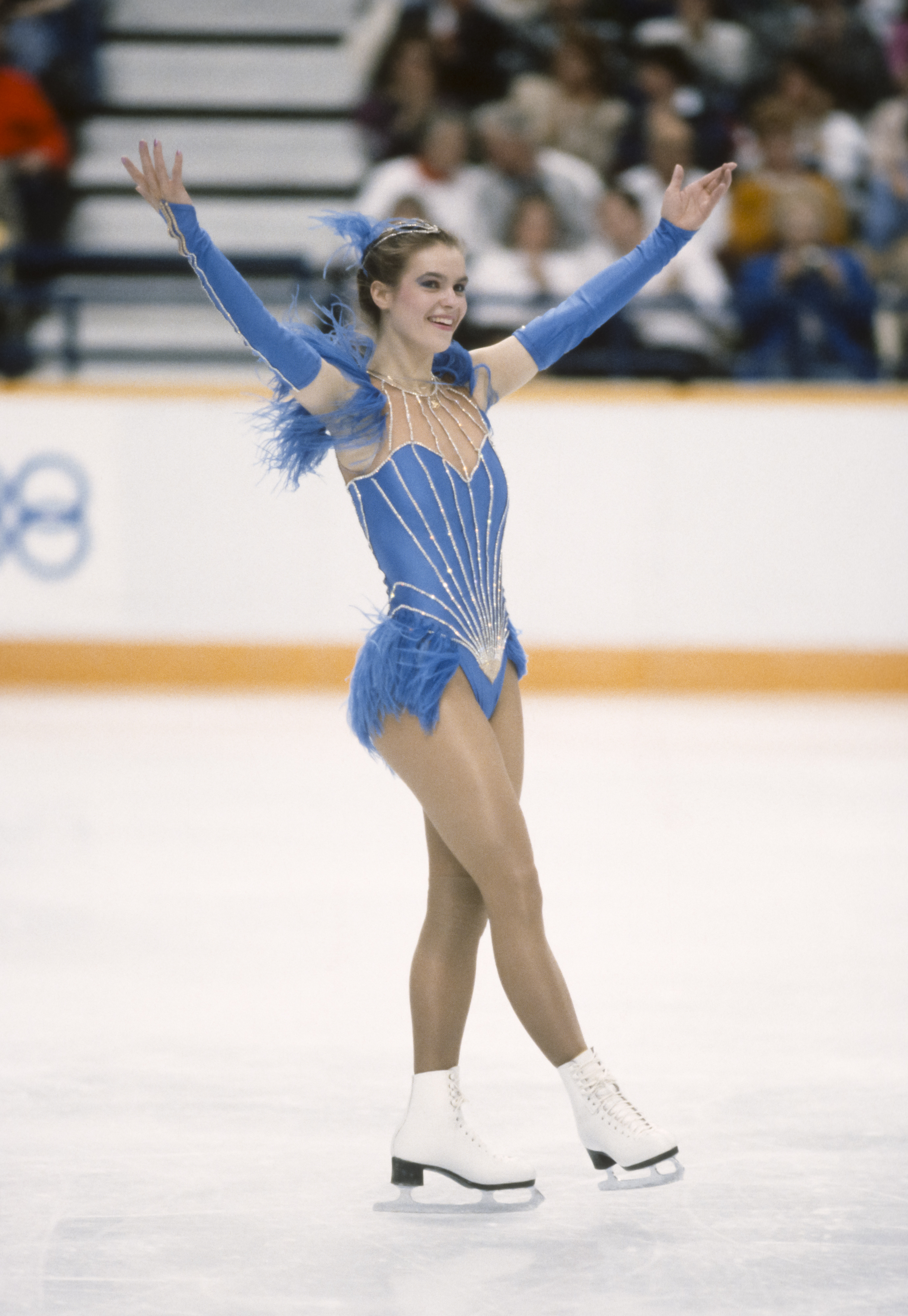 Where Do Figure Skating Costumes Come From?