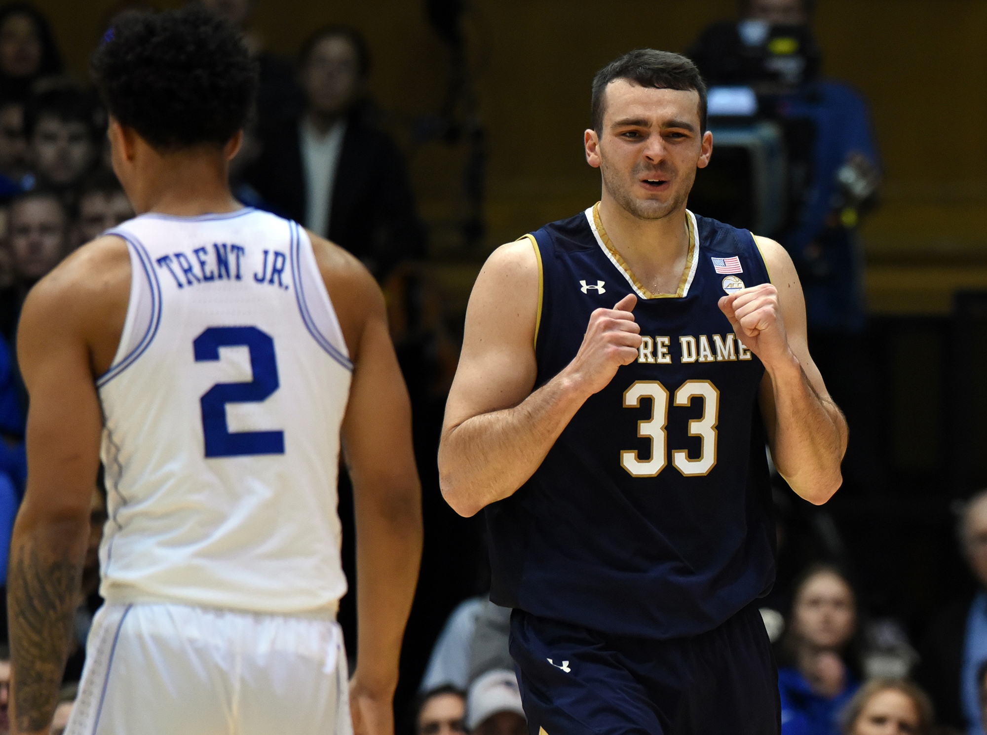 Quick Recap: Notre Dame Basketball Implodes At North ...
