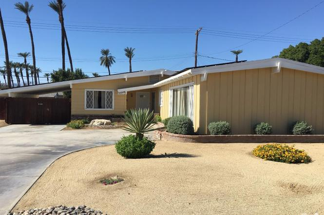 Desert homes for sale what 250k buys in palm springs and for Building a house for 250k
