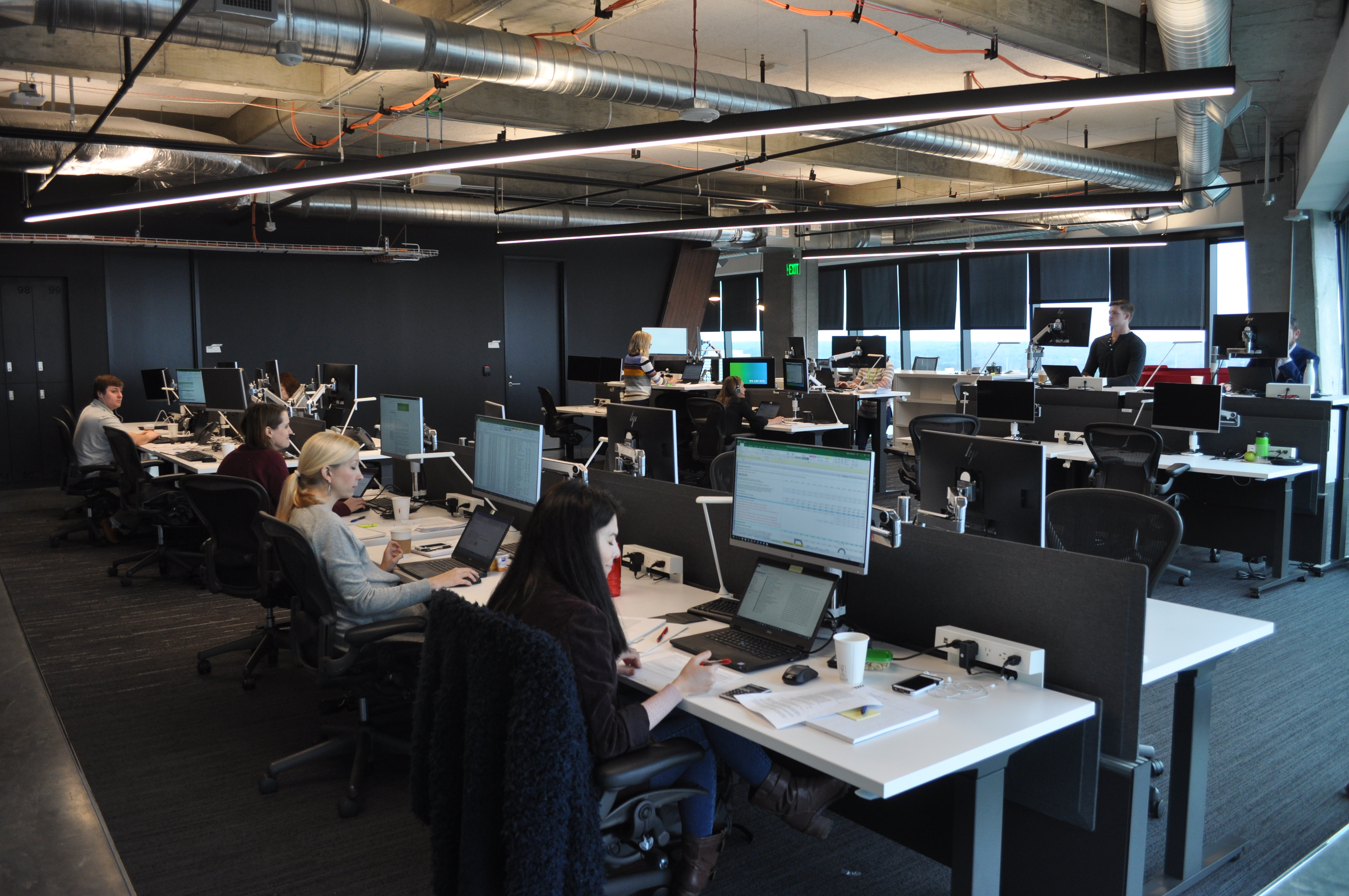 Photos A Look Inside Ncr S New Global Headquarters In