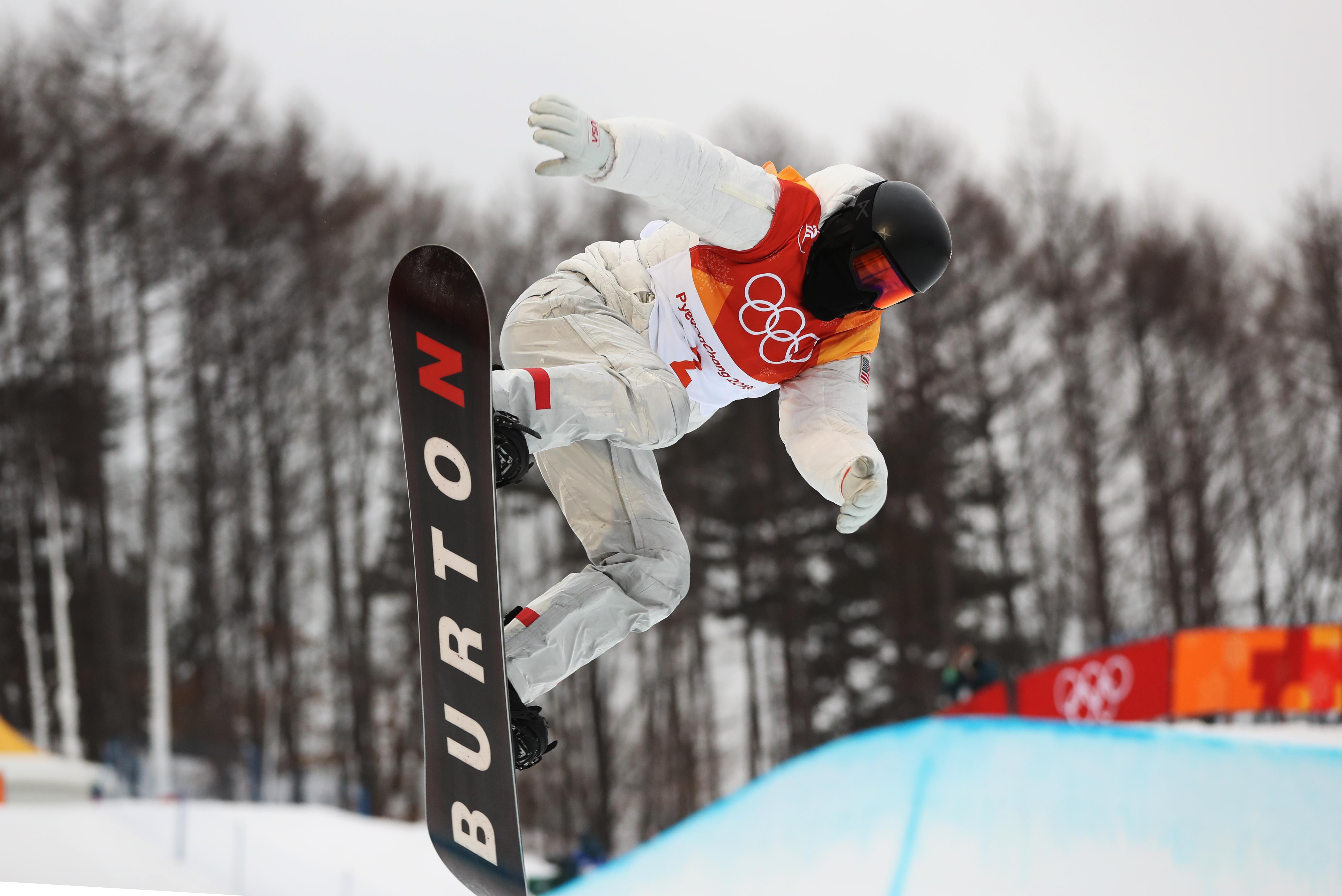 Snowboard- Winter Olympics Day 5