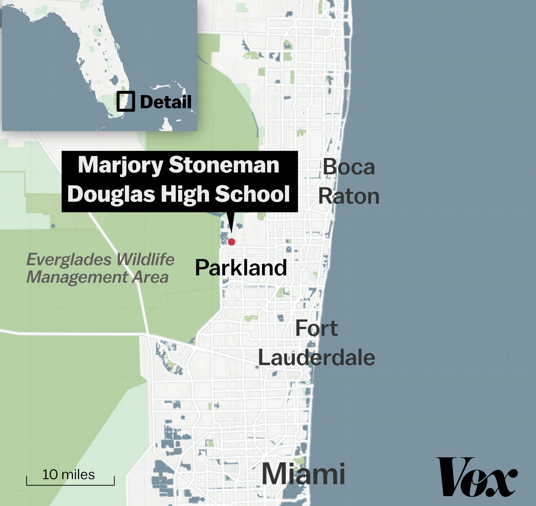 Parkland shooting suspect booked at Florida jail