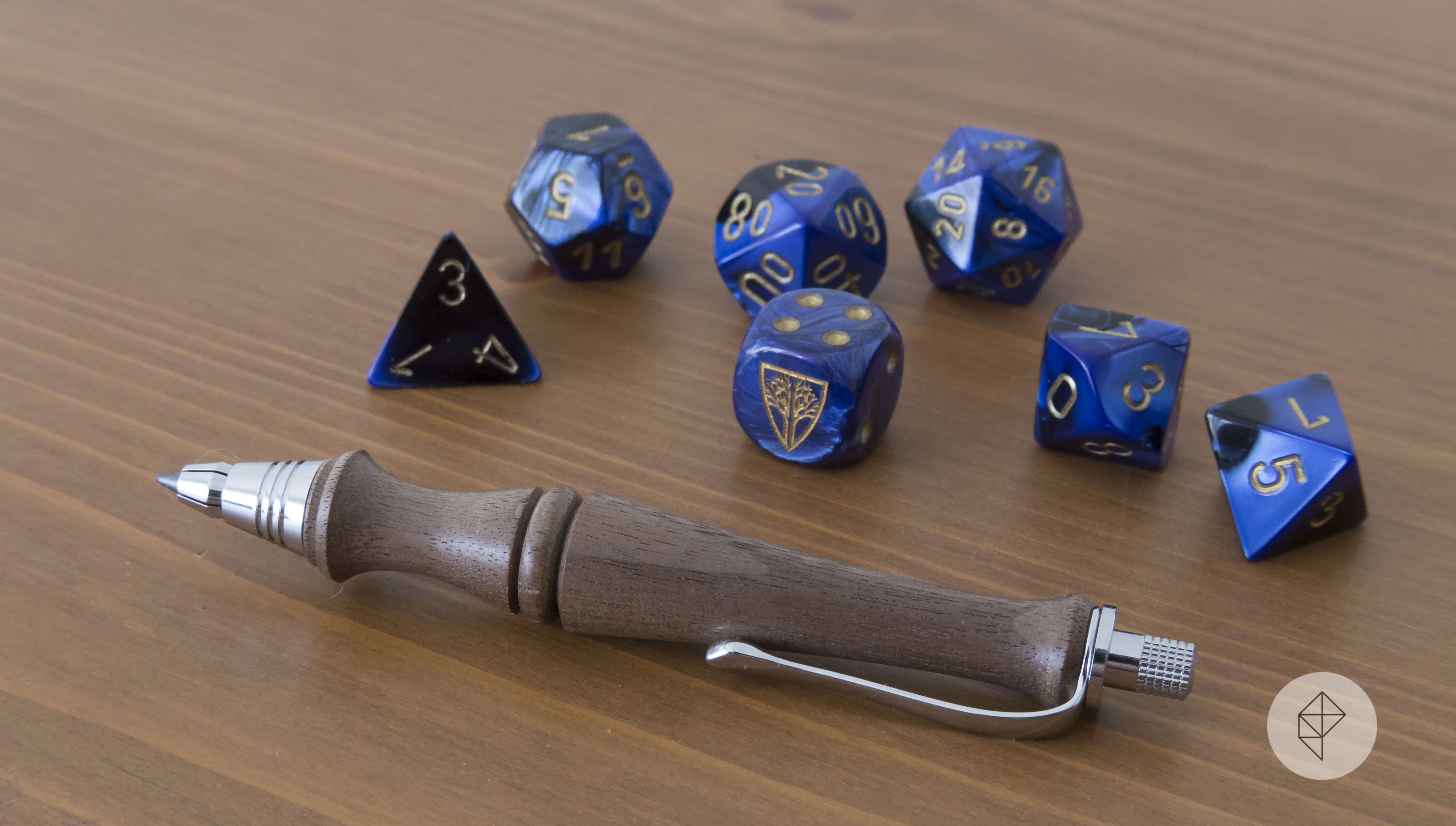 Ditch the dice bag and invest in Wyrmwood's immaculate wooden vault