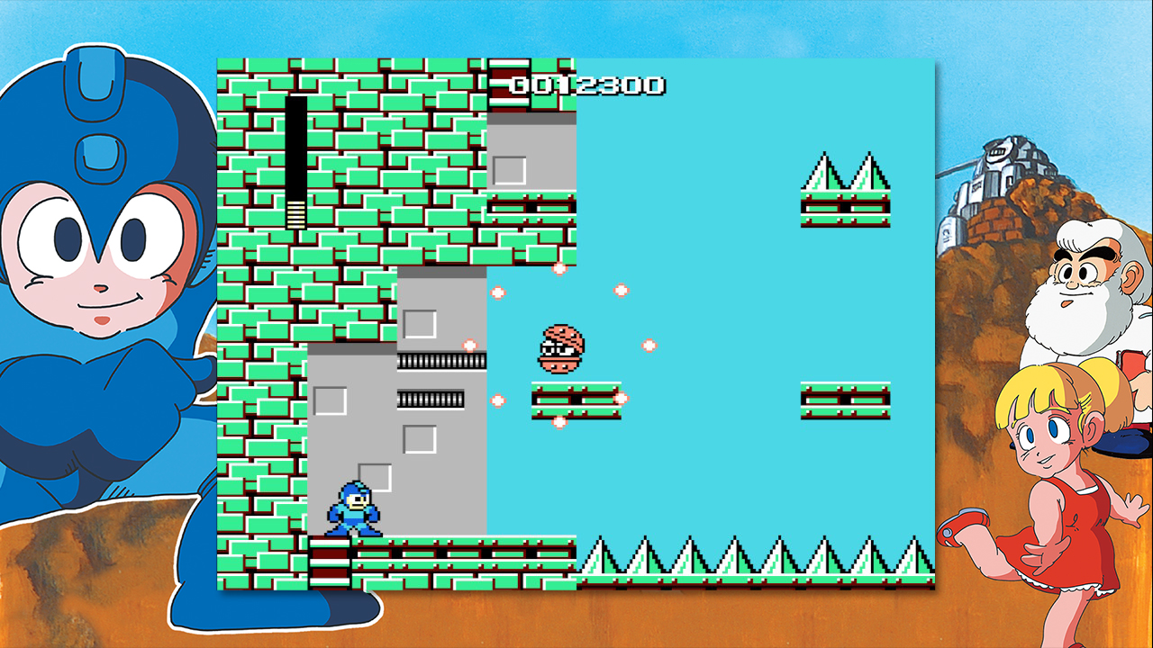 Mega Man Legacy Collection 1 & 2 Slide Onto Nintendo Switch May 22