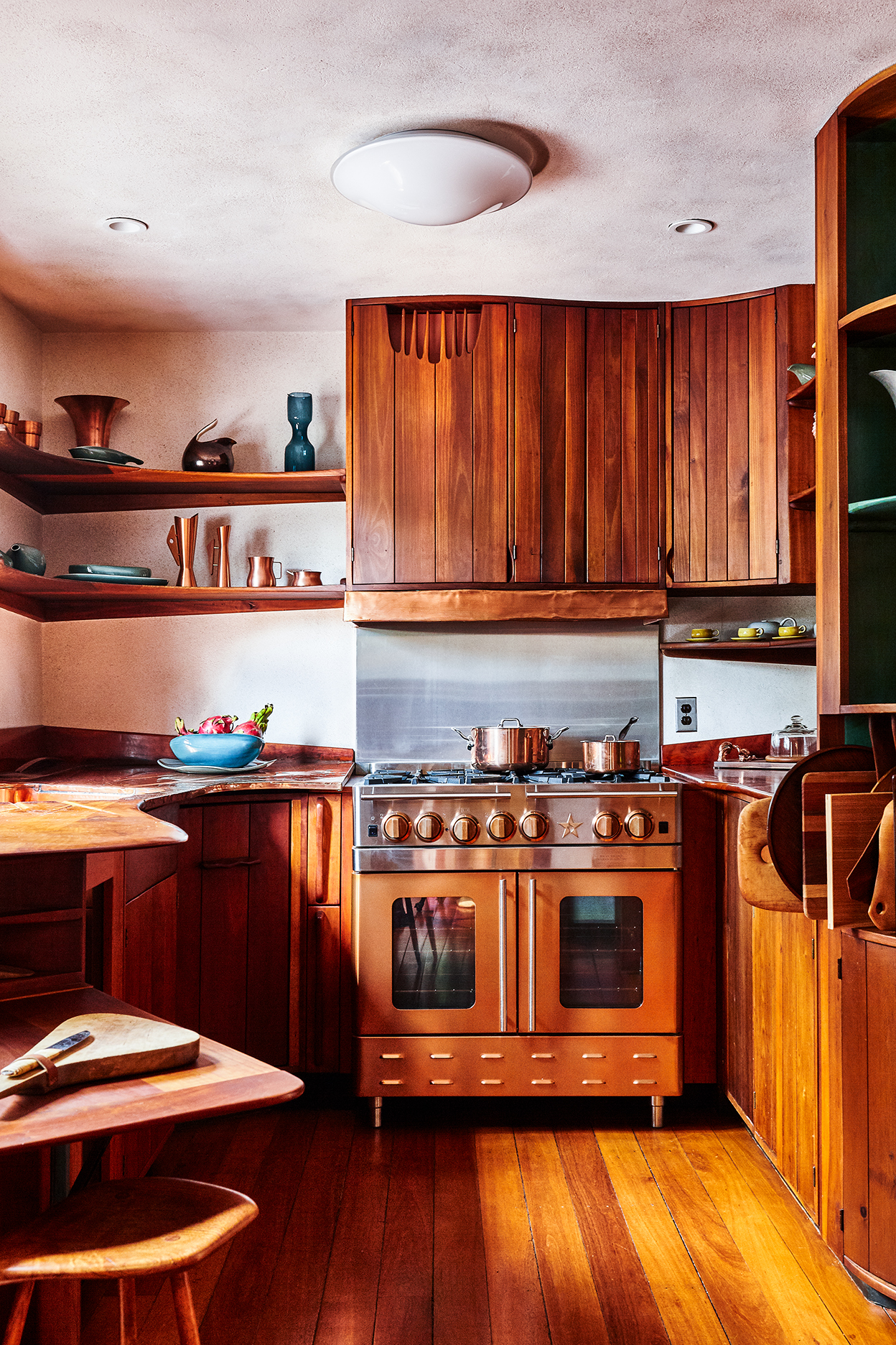 A tour of Louis Kahn's Esherick House - Curbed Philly