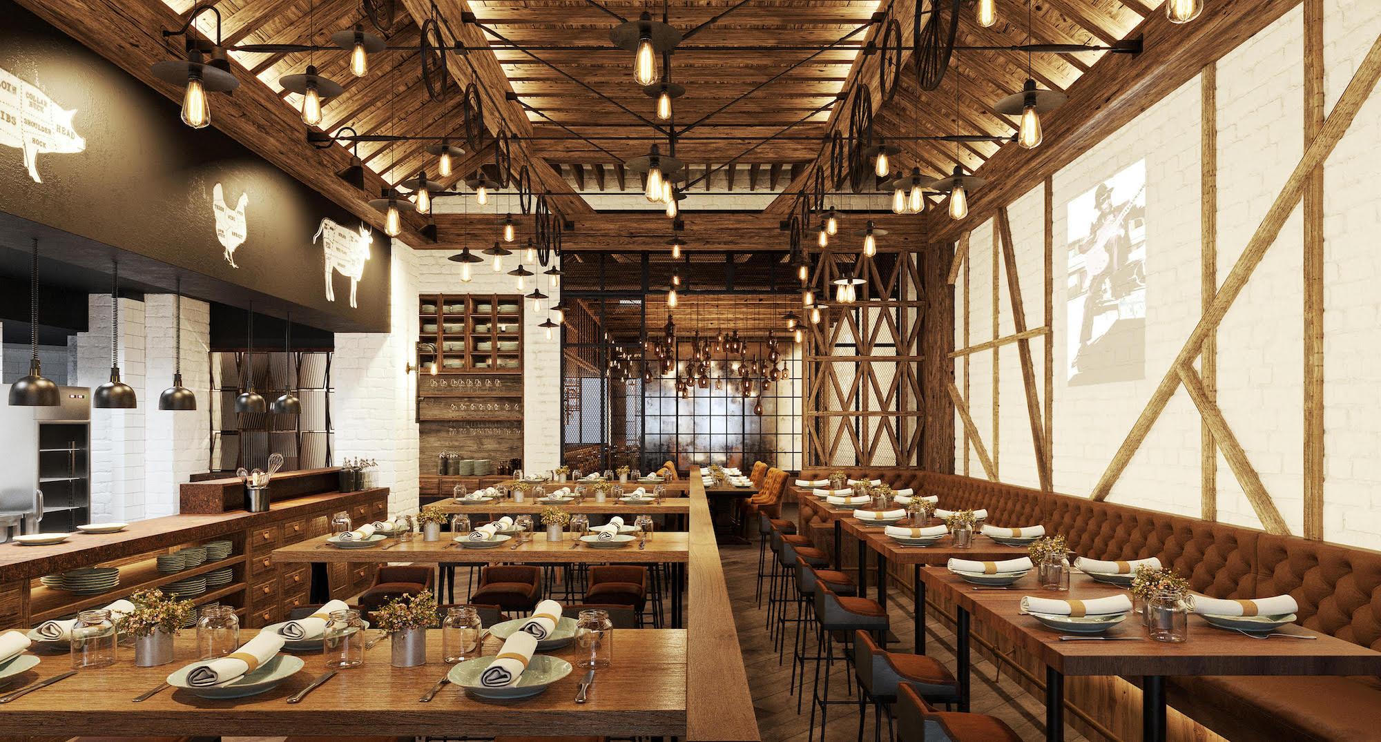 Trendy Restaurants Beverly Hills Ca