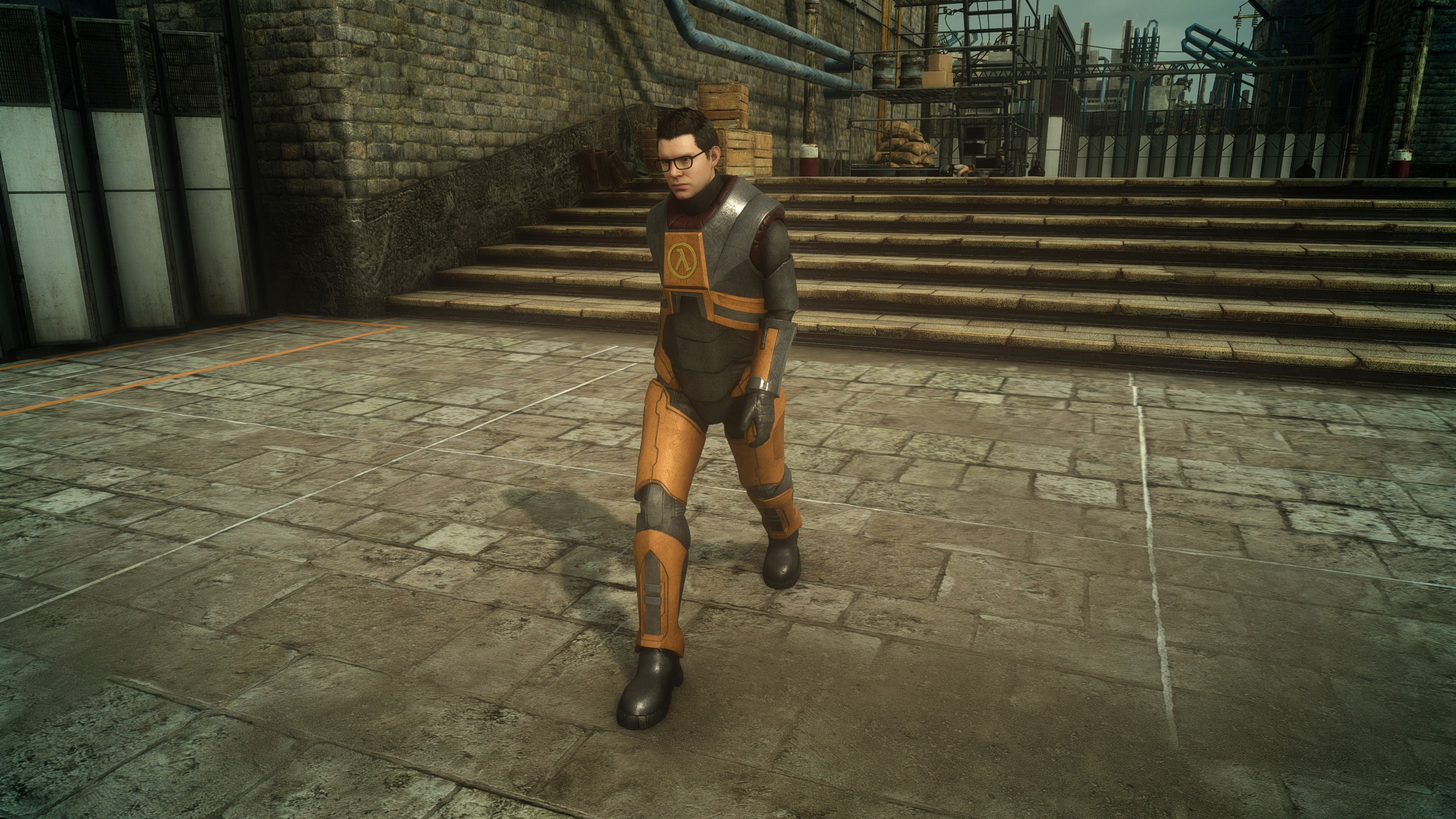 Final Fantasy XV PC Demo Coming This Month, Half-Life Costume Revealed