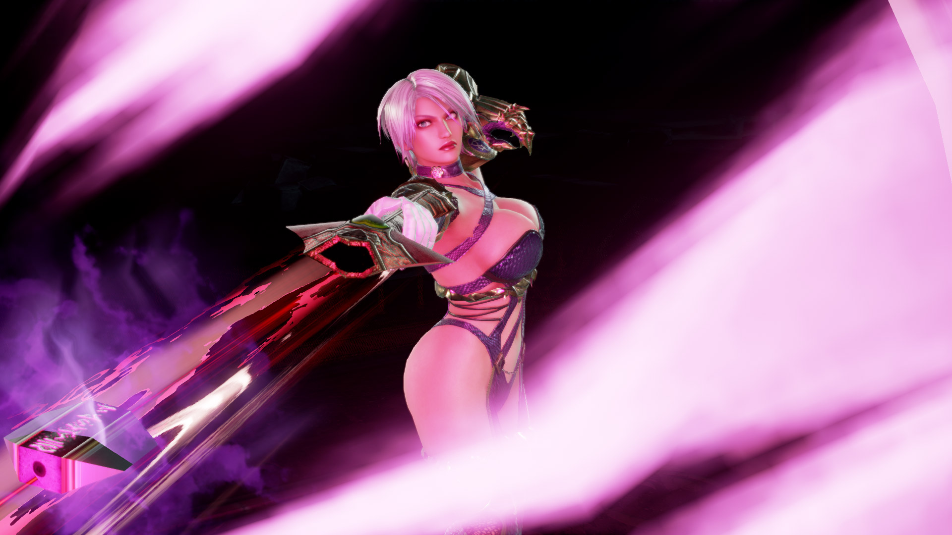 Soul Calibur VI roster gains Ivy and Zasalamel