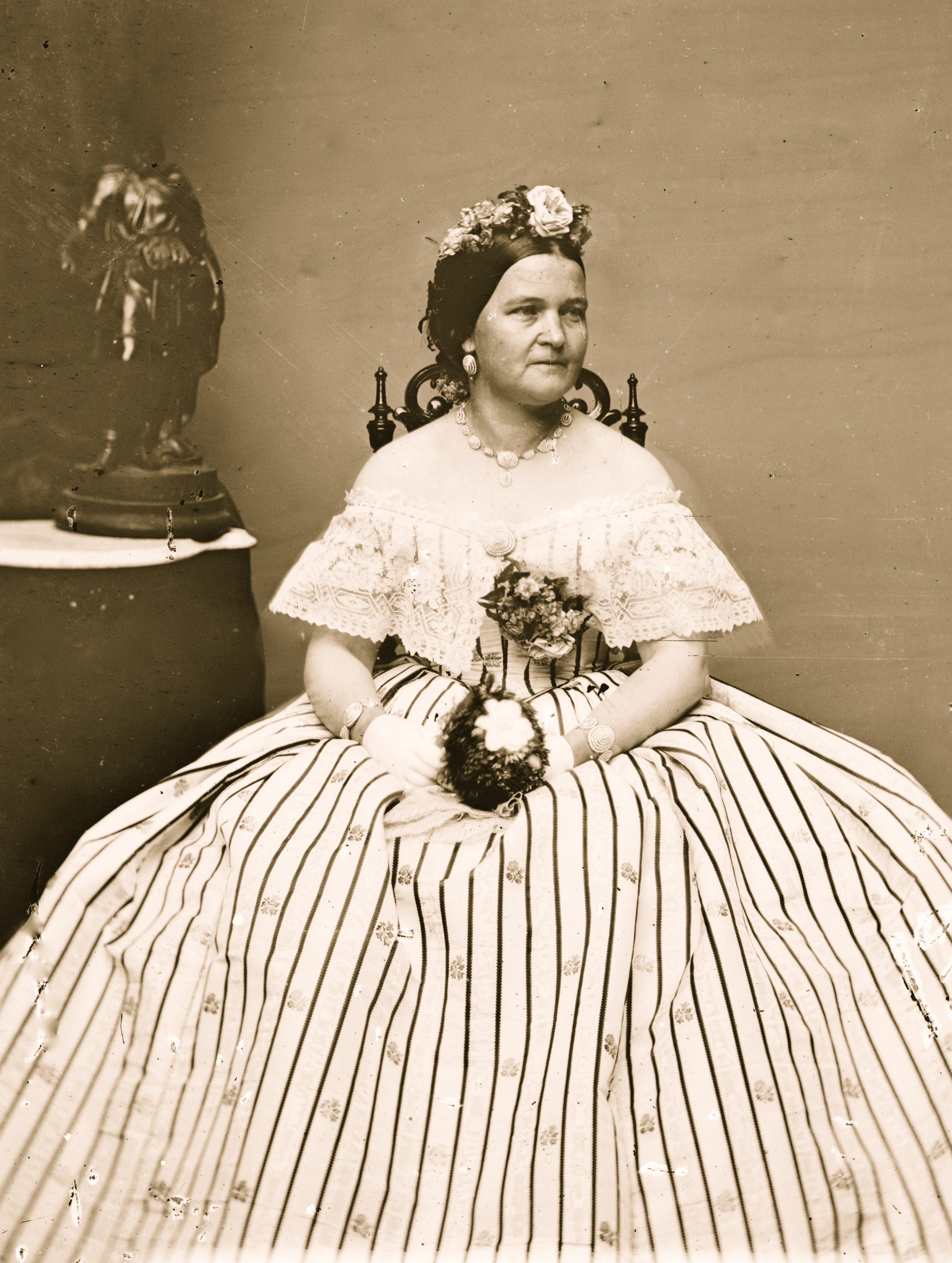 Dressmaking Led Elizabeth Keckley From Slavery to the ...