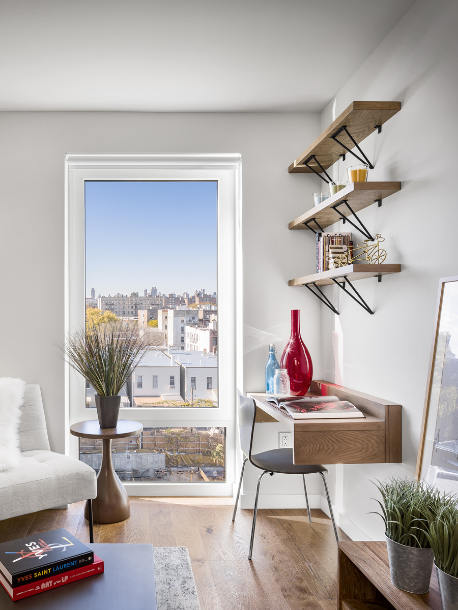 Long Island City rental has 57 micro apartments for families ...