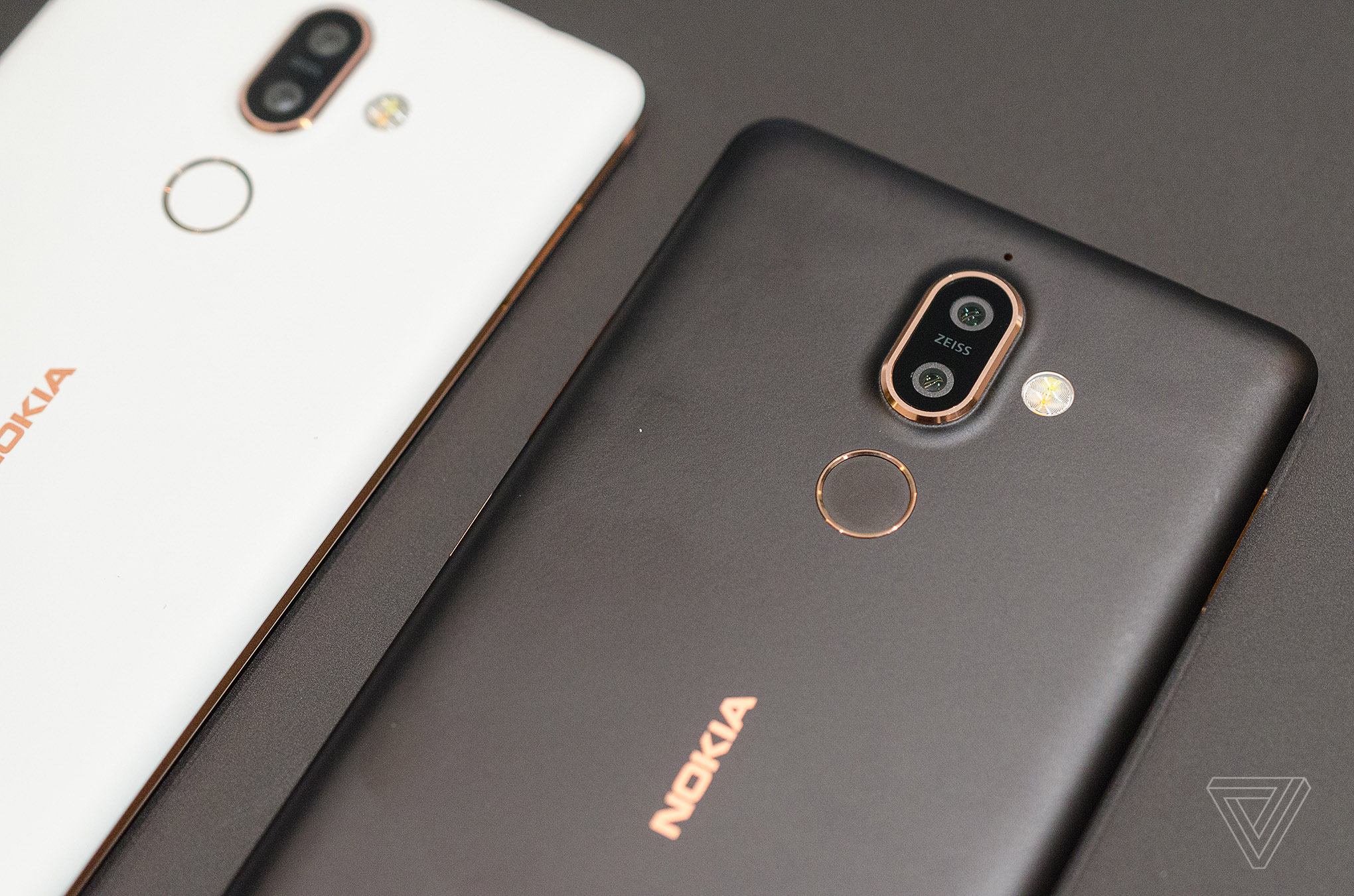 The Nokia 8 Sirocco is a curved glass Android flagship with