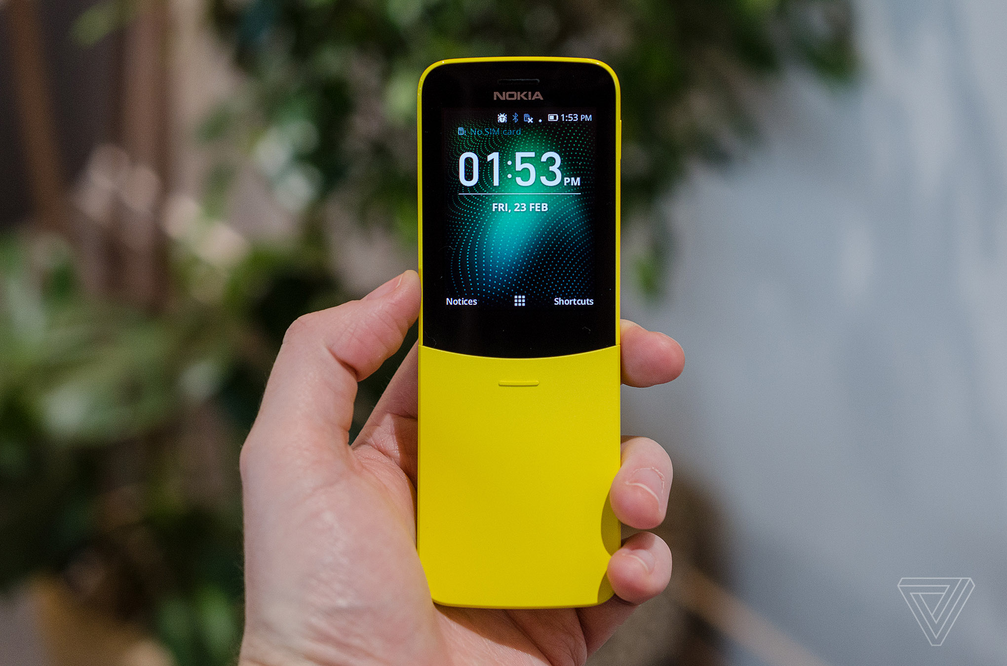 Nokia's banana phone from The Matrix is back - The Verge